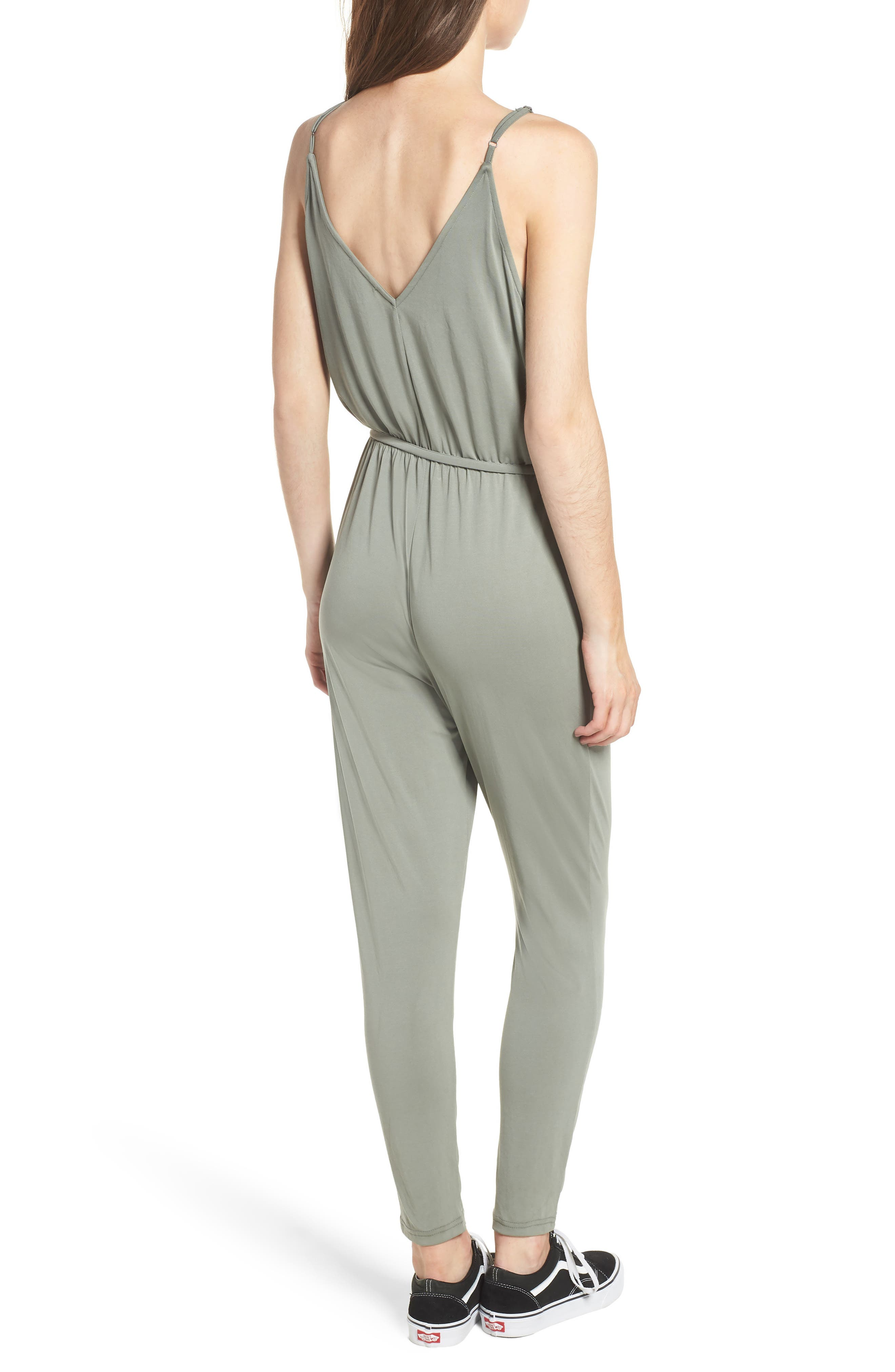 Marni Jumpsuit,                             Alternate thumbnail 2, color,                             SAGE