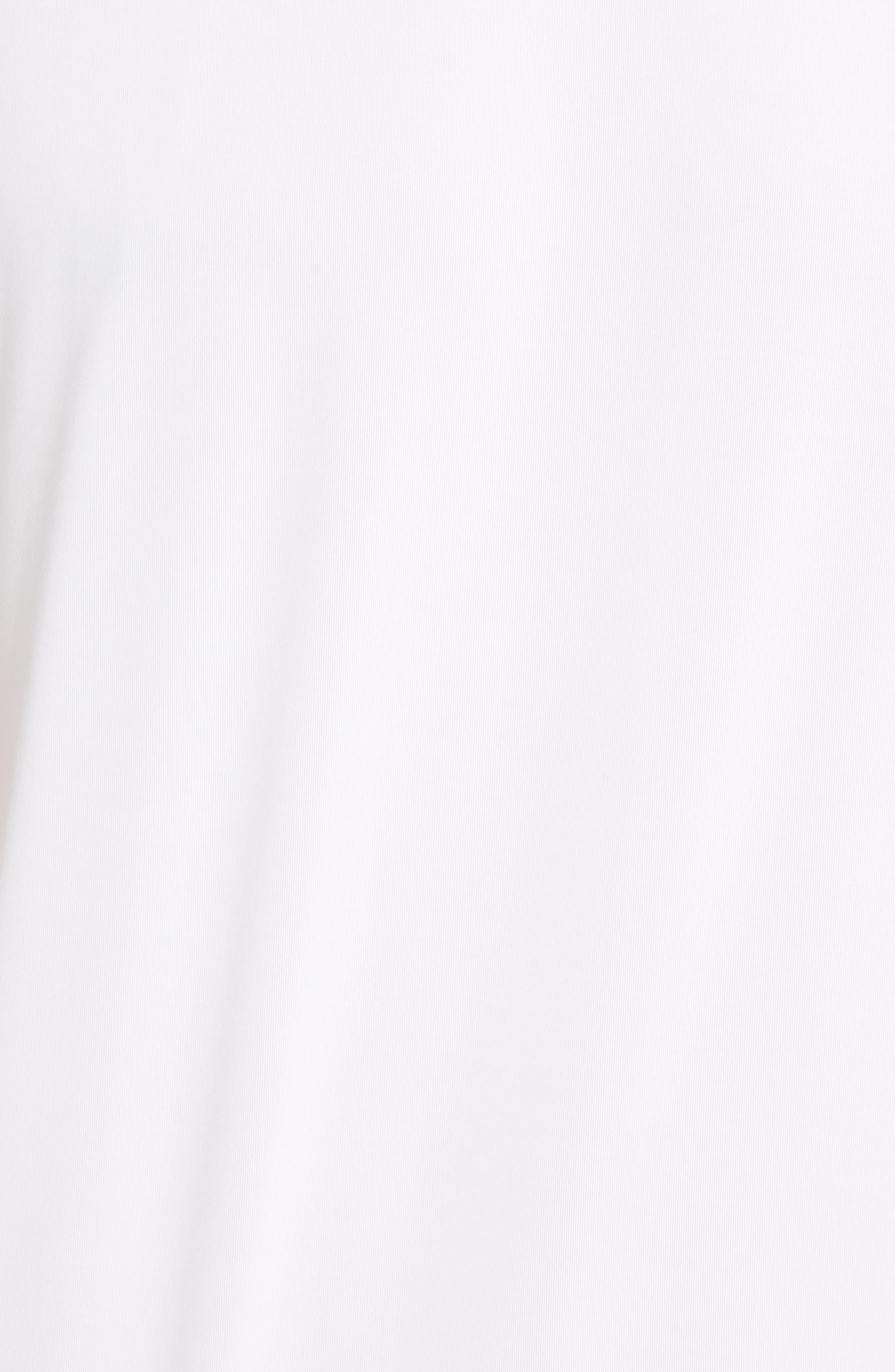 Pro JDI Logo Dry T-Shirt,                             Alternate thumbnail 5, color,                             WHITE/ BLACK