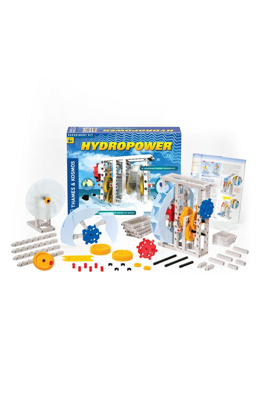 'Hydropower' Experiment Kit,                         Main,                         color,