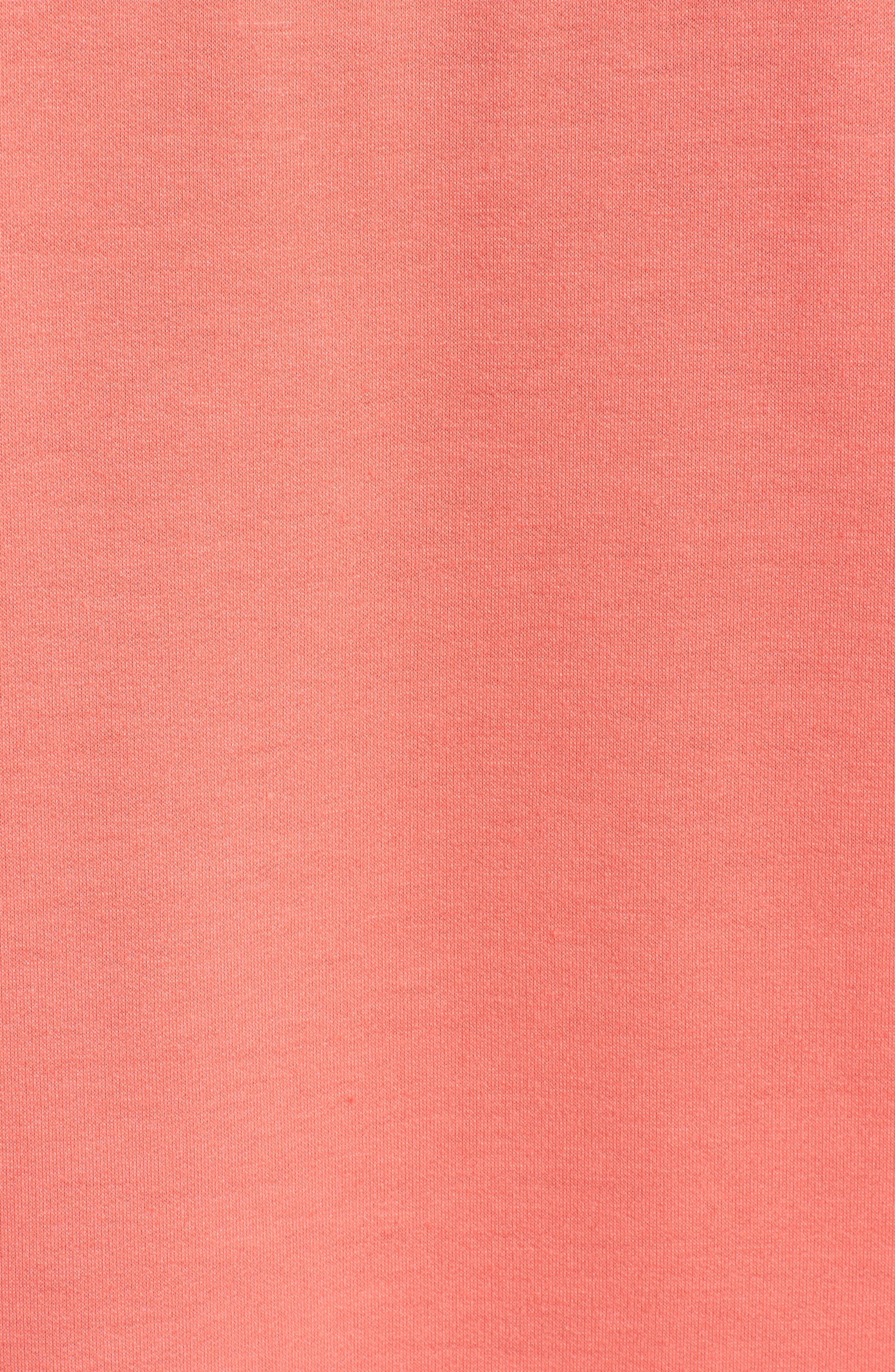 Ruffle Sleeve Sweatshirt,                             Alternate thumbnail 20, color,