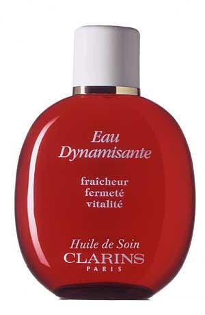 CLARINS,                             Eau Dynamisante Satin Finish Body Oil,                             Main thumbnail 1, color,                             000