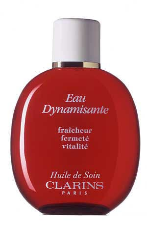 CLARINS Eau Dynamisante Satin Finish Body Oil, Main, color, 000