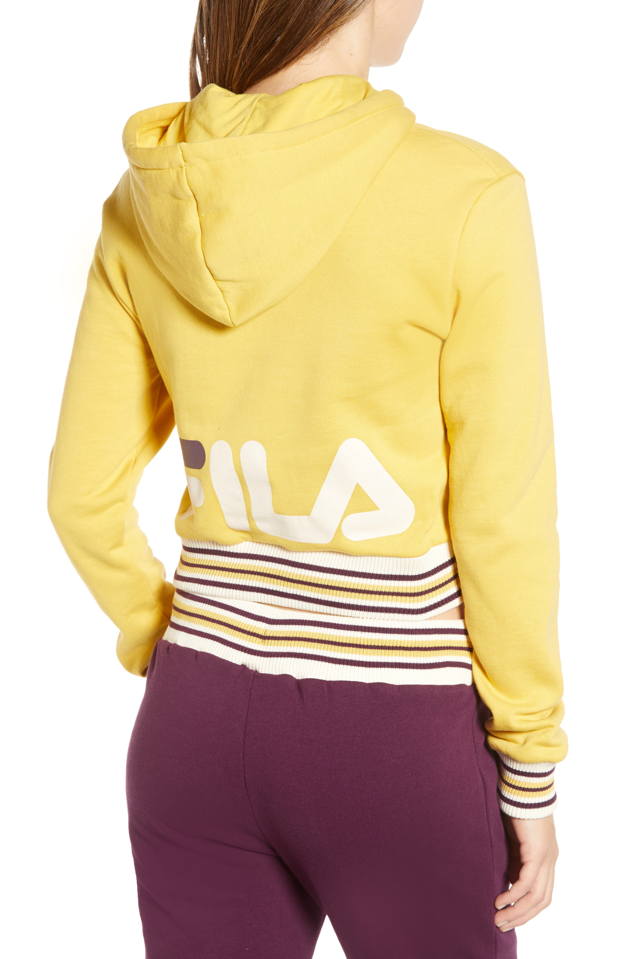 Bailey Hoodie,                             Alternate thumbnail 2, color,                             BAMBOO