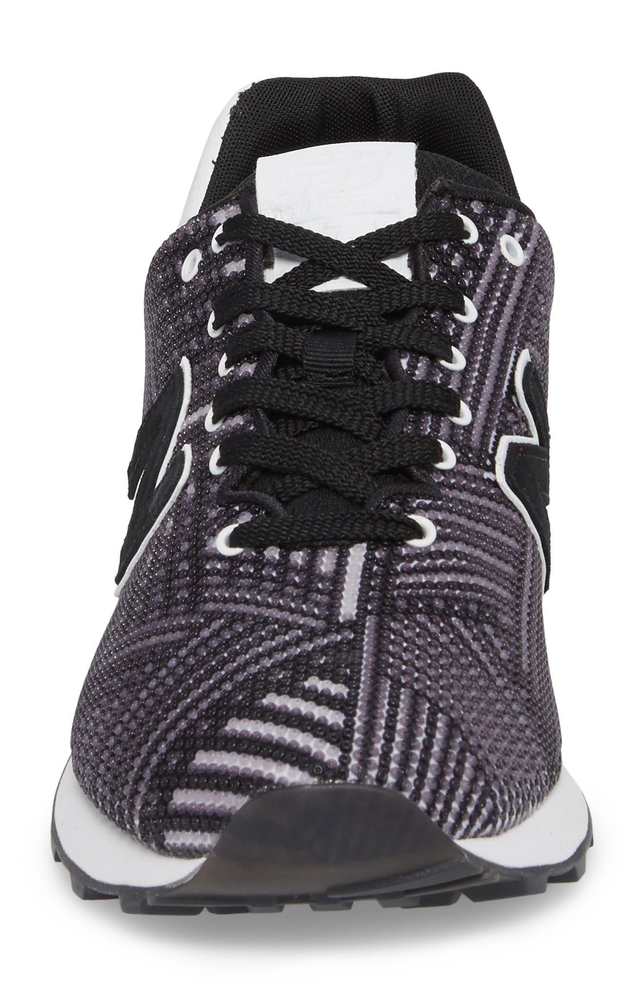 574 Beaded Sneaker,                             Alternate thumbnail 4, color,                             004