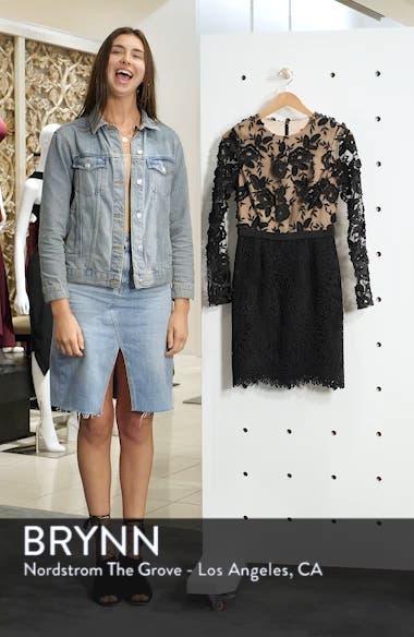 Calypso Lace Sheath Dress, sales video thumbnail