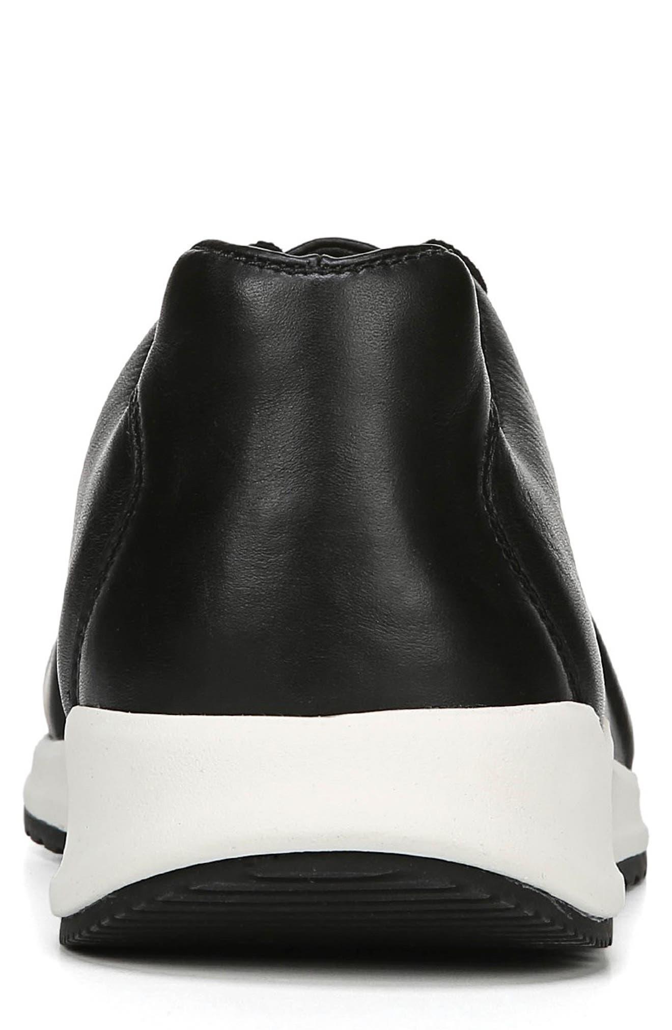 Garrett Sneaker,                             Alternate thumbnail 7, color,                             BLACK/ BLACK