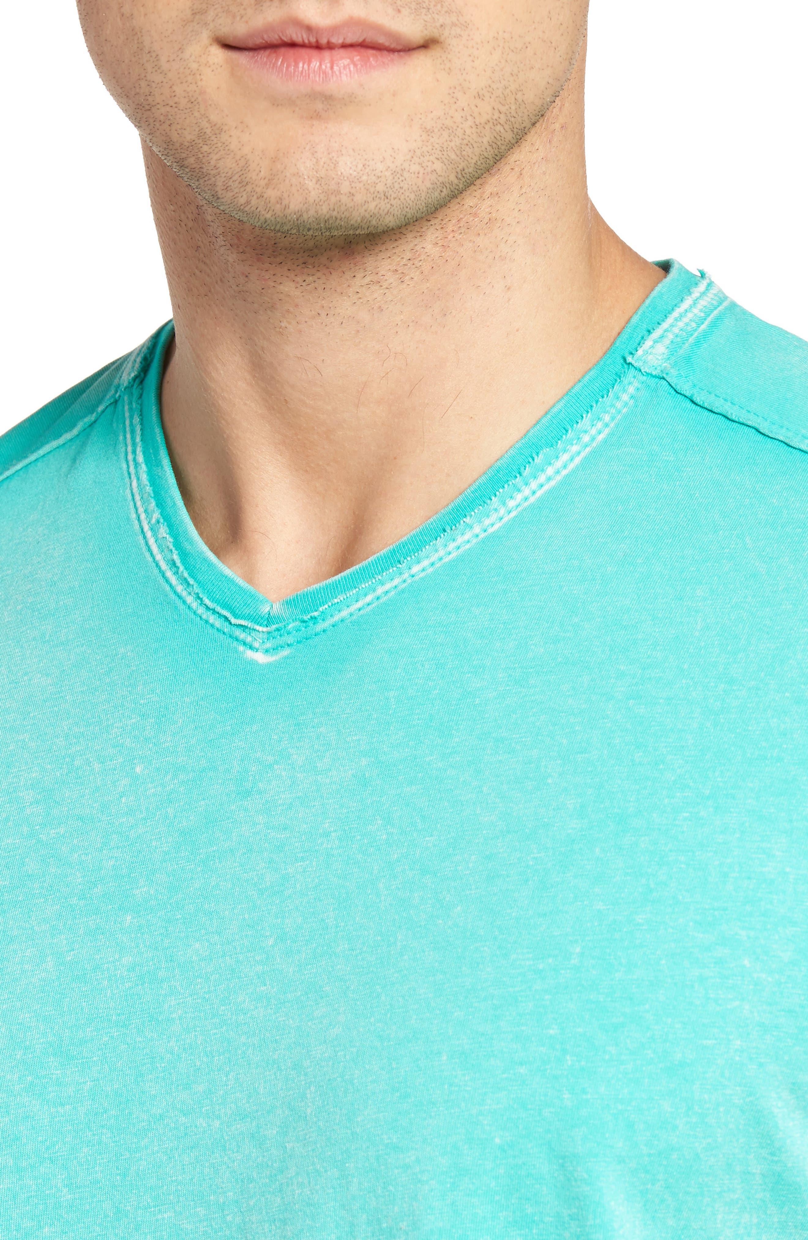 'Kahuna' V-Neck T-Shirt,                             Alternate thumbnail 38, color,