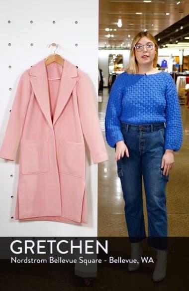 Patch Pocket Coat, sales video thumbnail