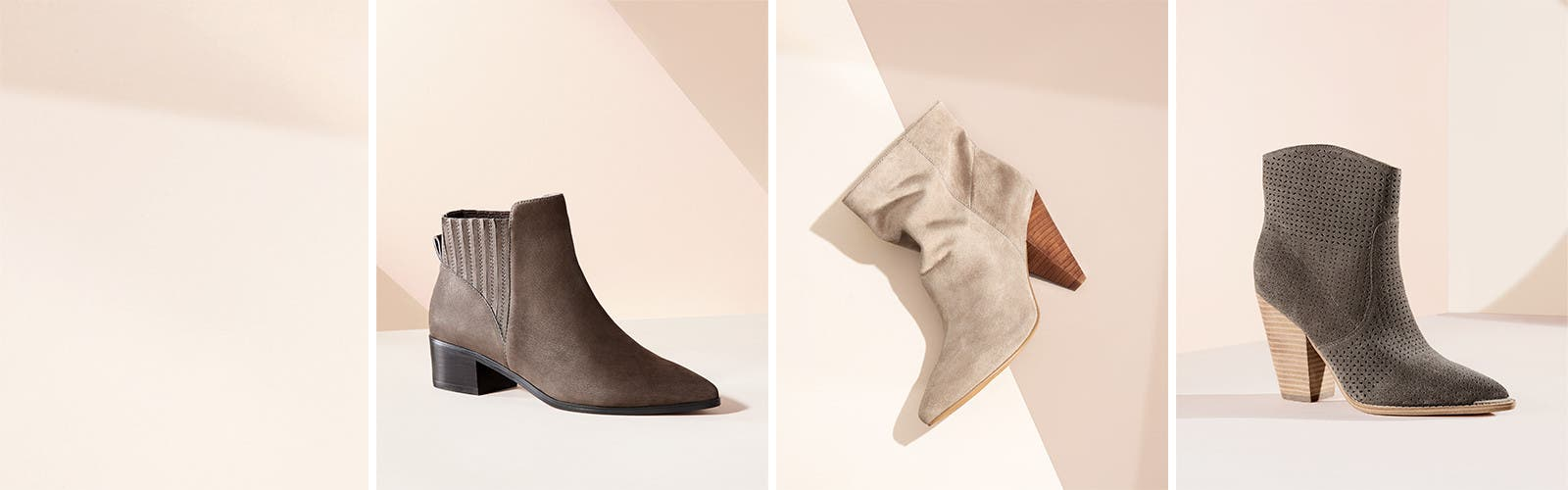 Women's booties to wear all year long