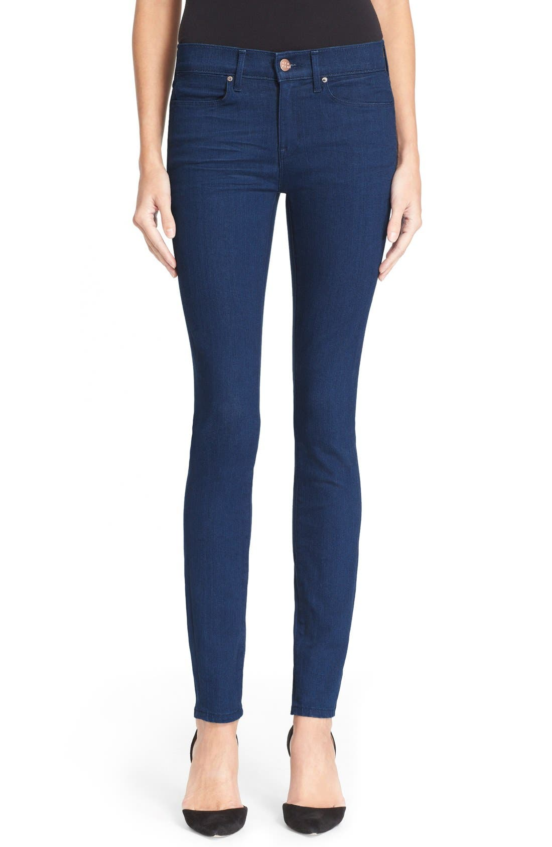 'The Skinny' Stretch Jeans, Main, color, 400
