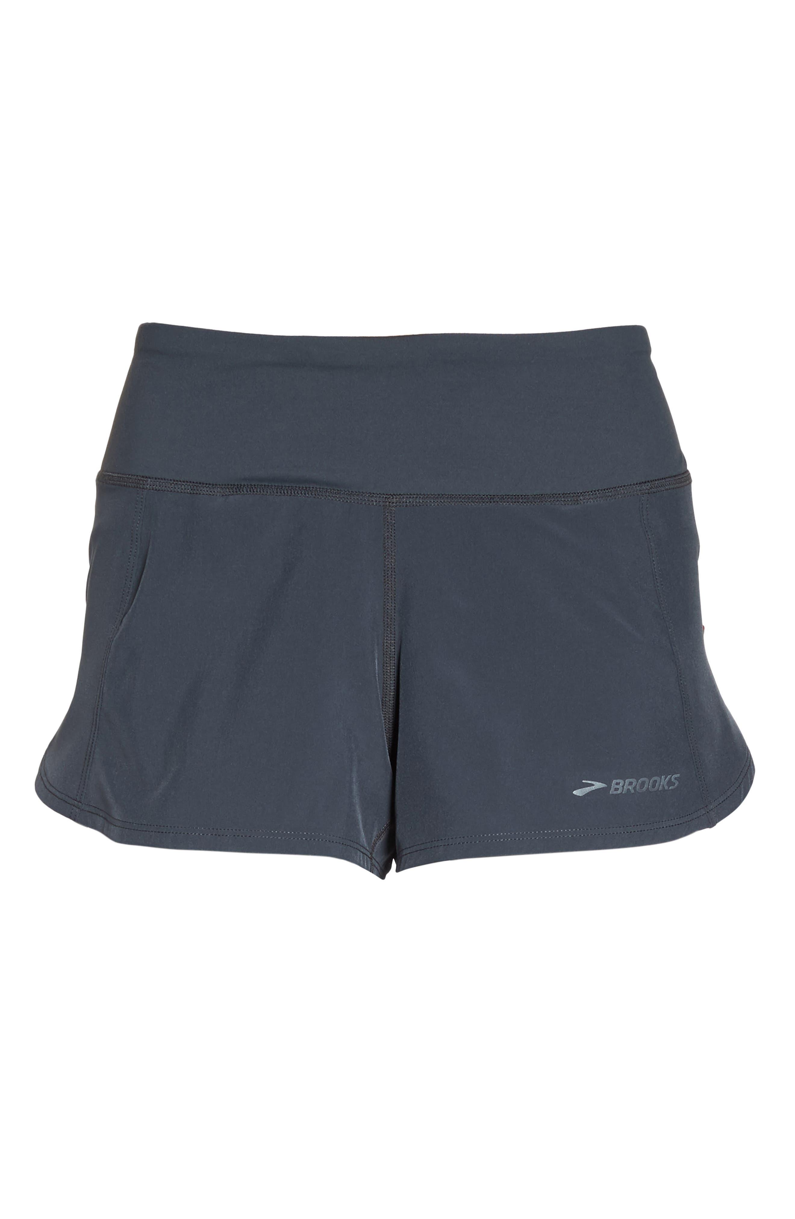 Chaser 3 Shorts,                             Alternate thumbnail 7, color,                             ASPHALT