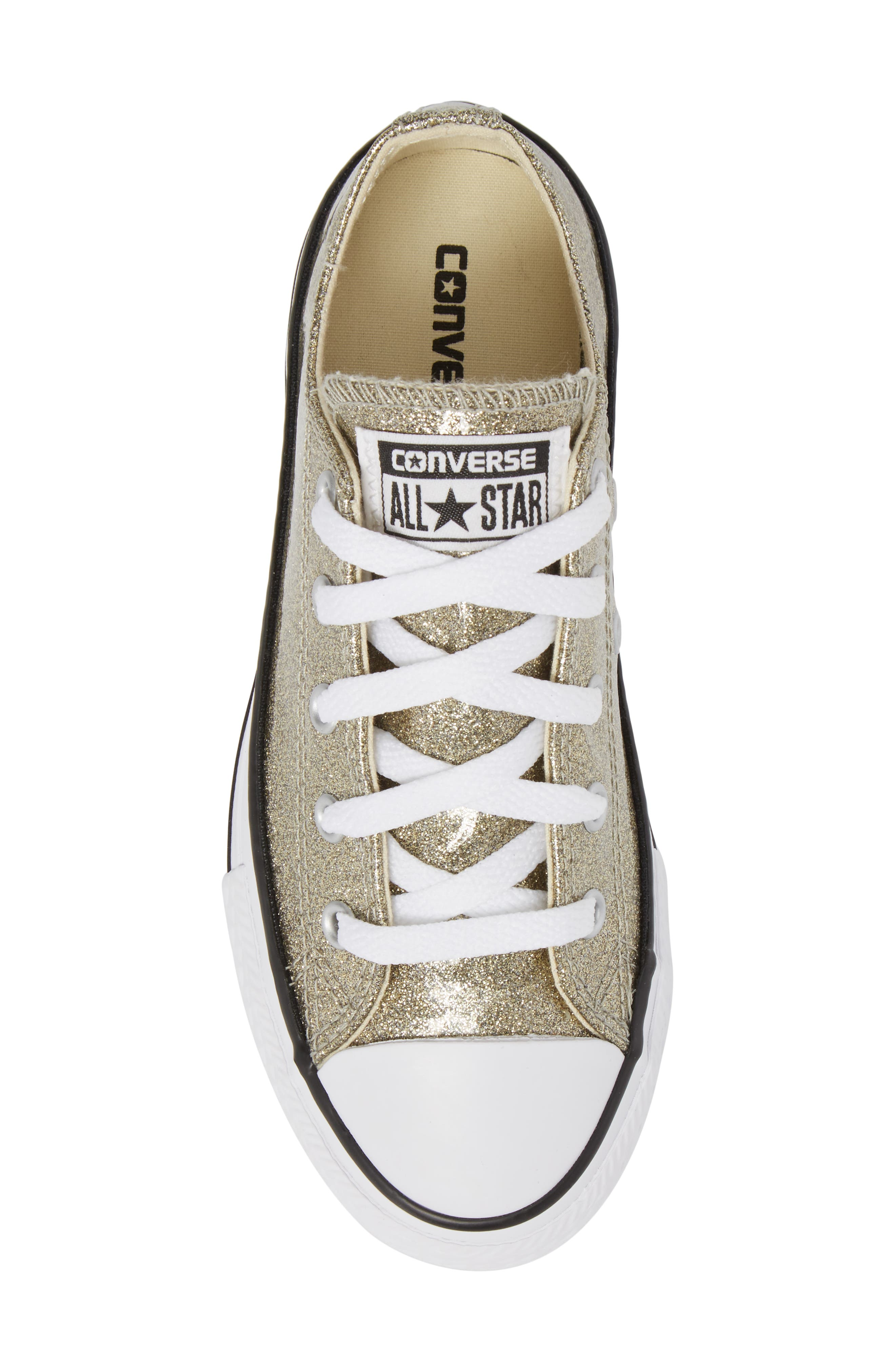 Chuck Taylor<sup>®</sup> All Star<sup>®</sup> Glitter Slip-On,                             Alternate thumbnail 15, color,