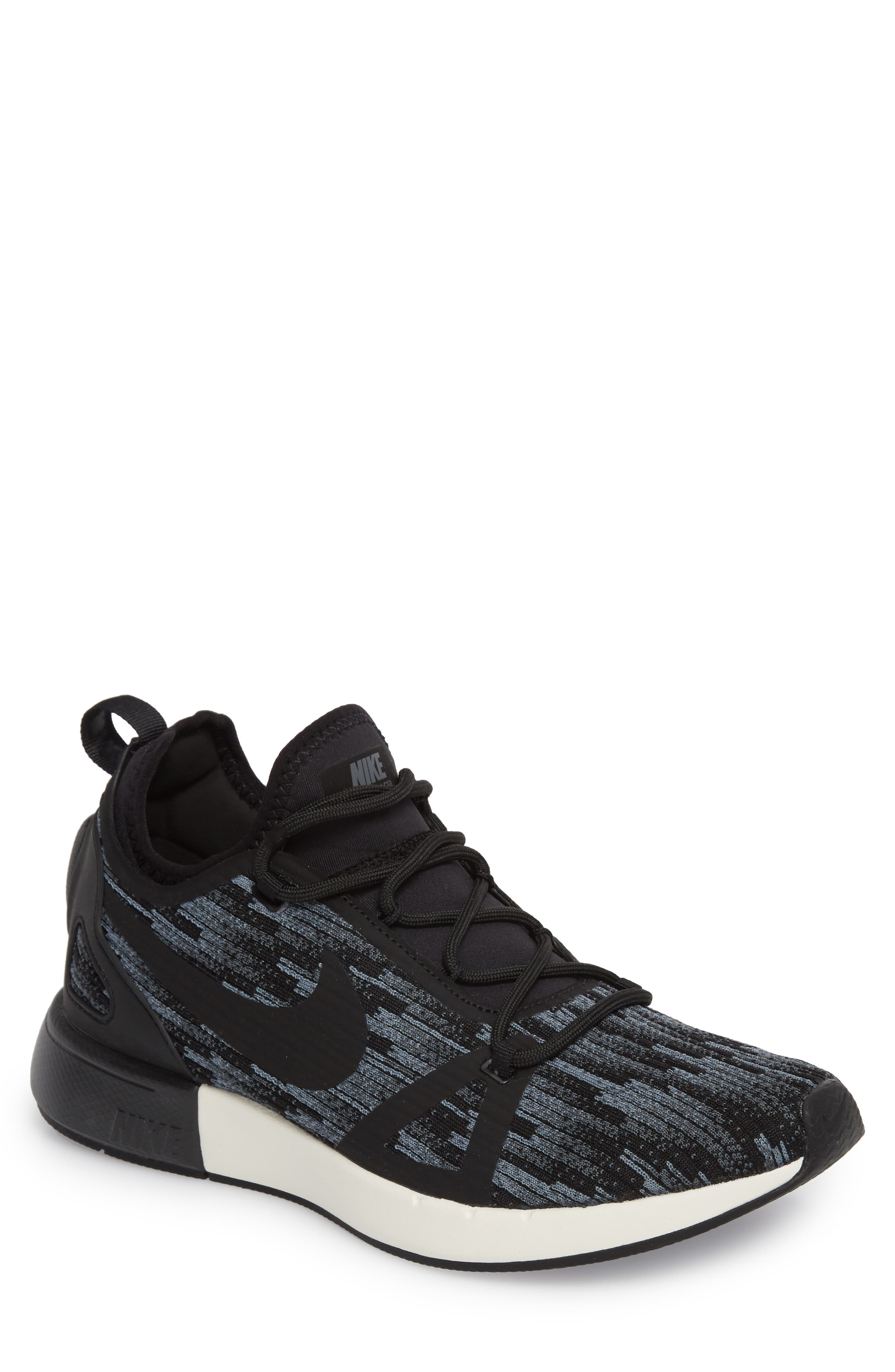 Duel Racer SE Knit Sneaker,                             Main thumbnail 1, color,                             020