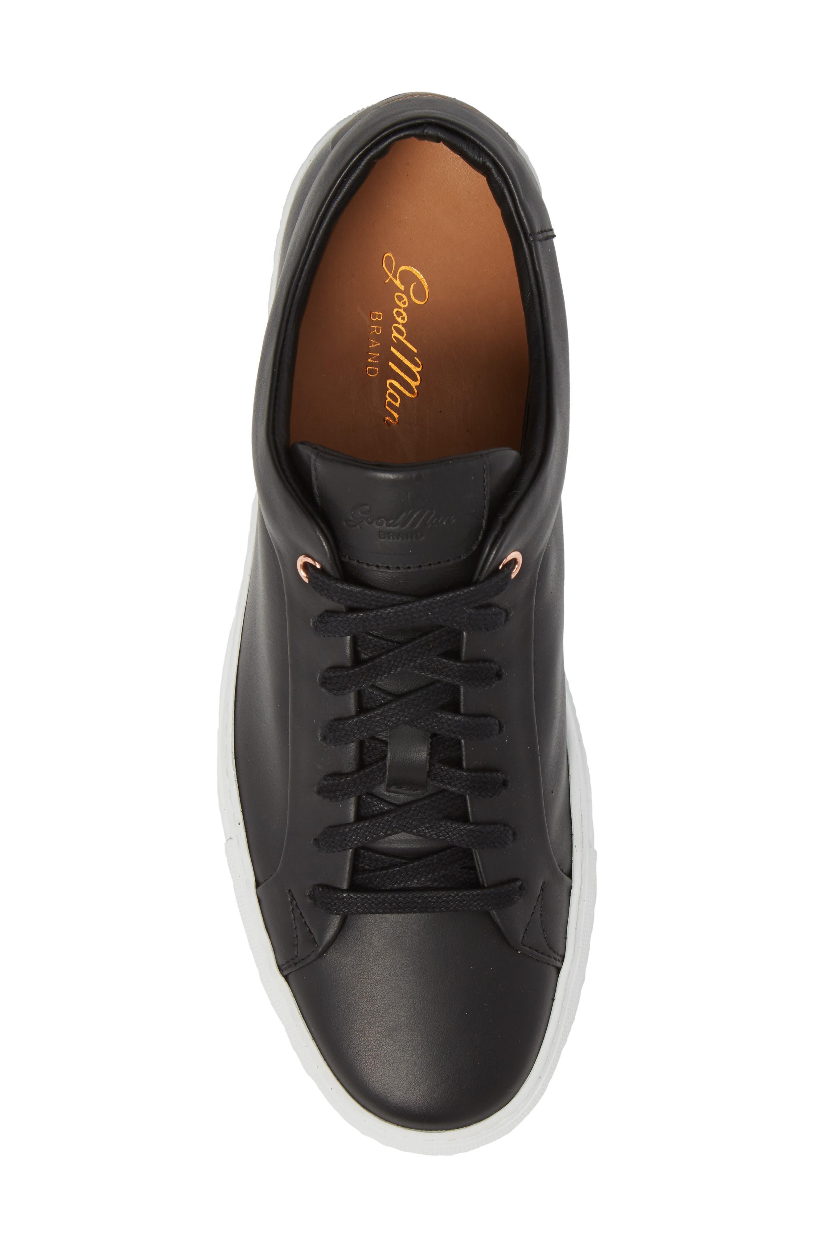 Sure Shot Premium Low Top Sneaker,                             Alternate thumbnail 5, color,                             004