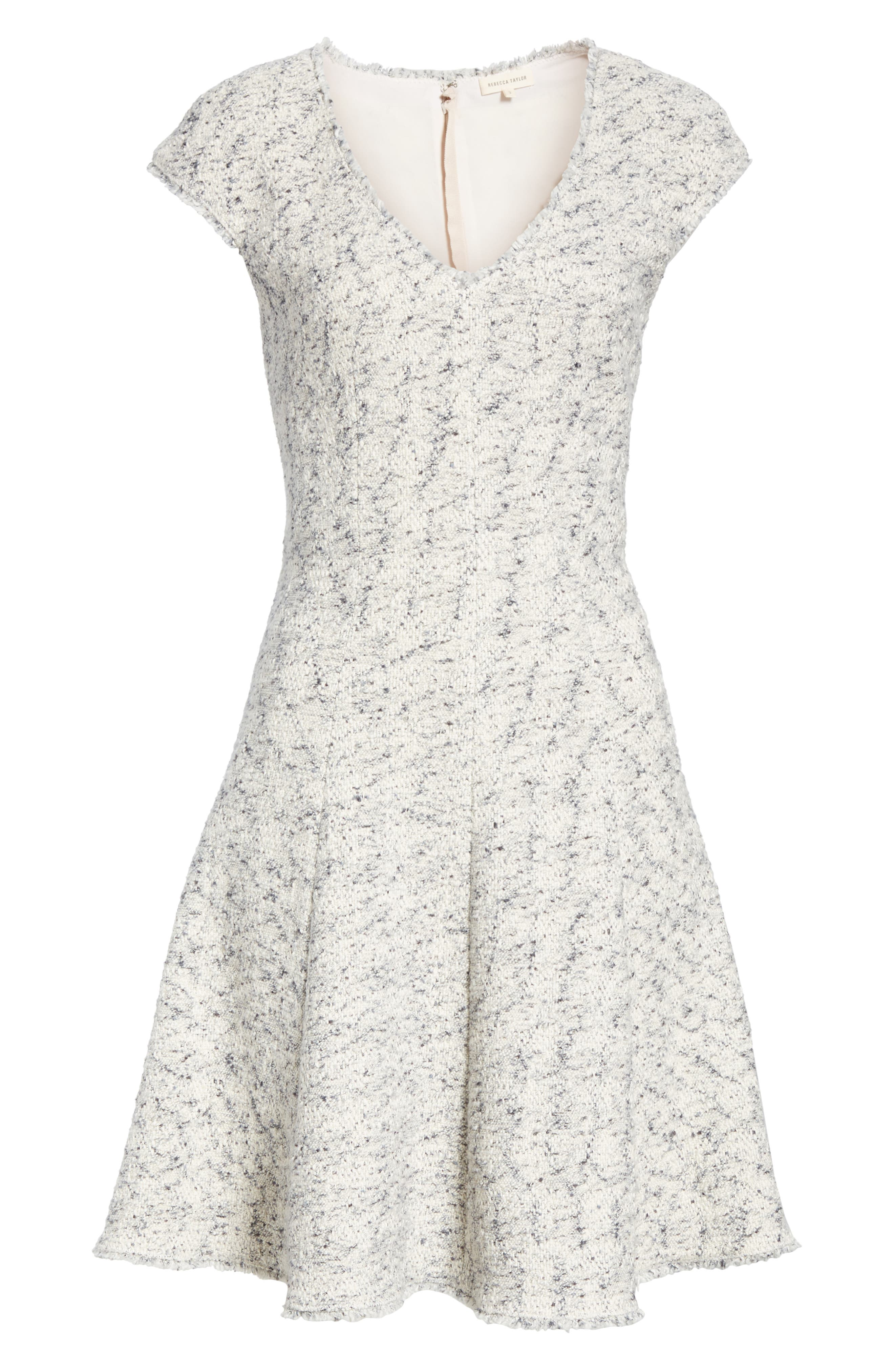 Emilie Embroidered Sweater,                             Alternate thumbnail 6, color,                             001