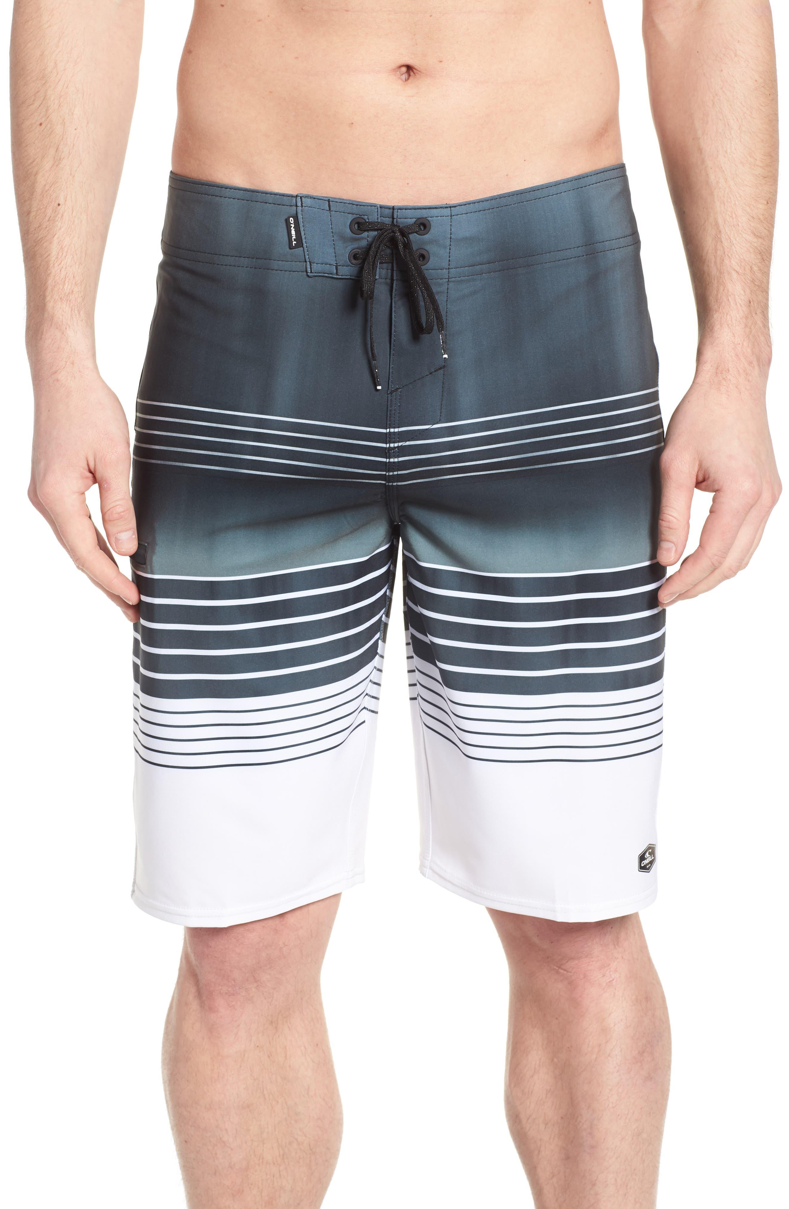 Hyperfreak Heist Board Shorts,                         Main,                         color, 001