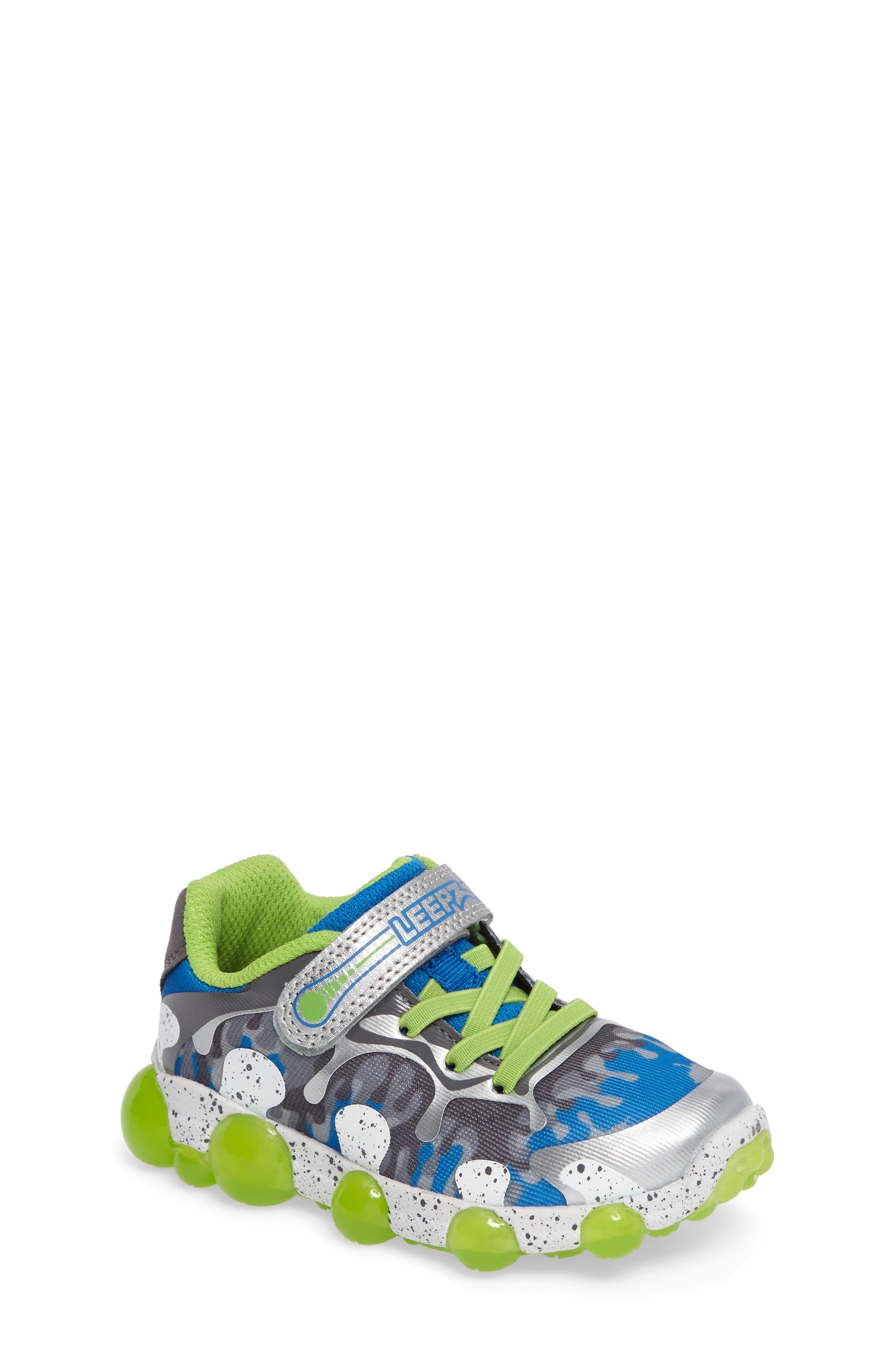 'Leepz' Light-Up Sneaker,                             Main thumbnail 5, color,