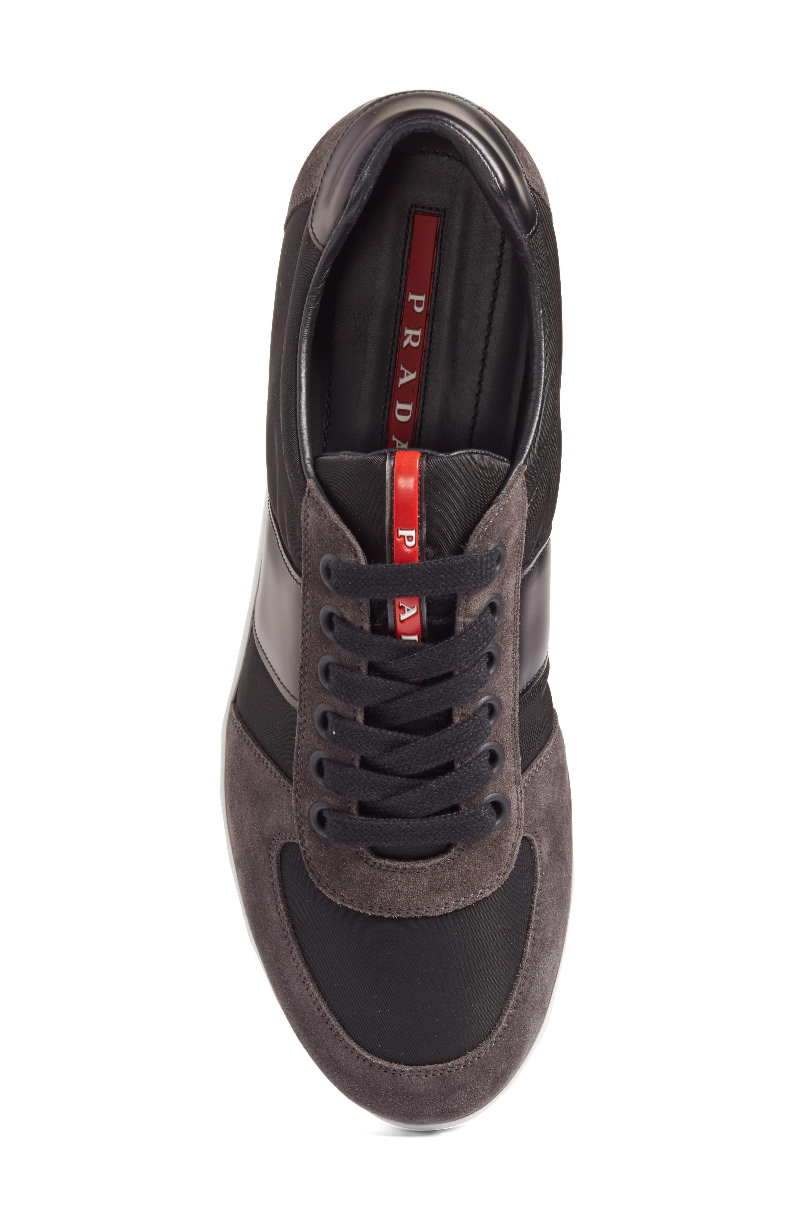 Linea Rossa Sneaker,                             Alternate thumbnail 5, color,                             010