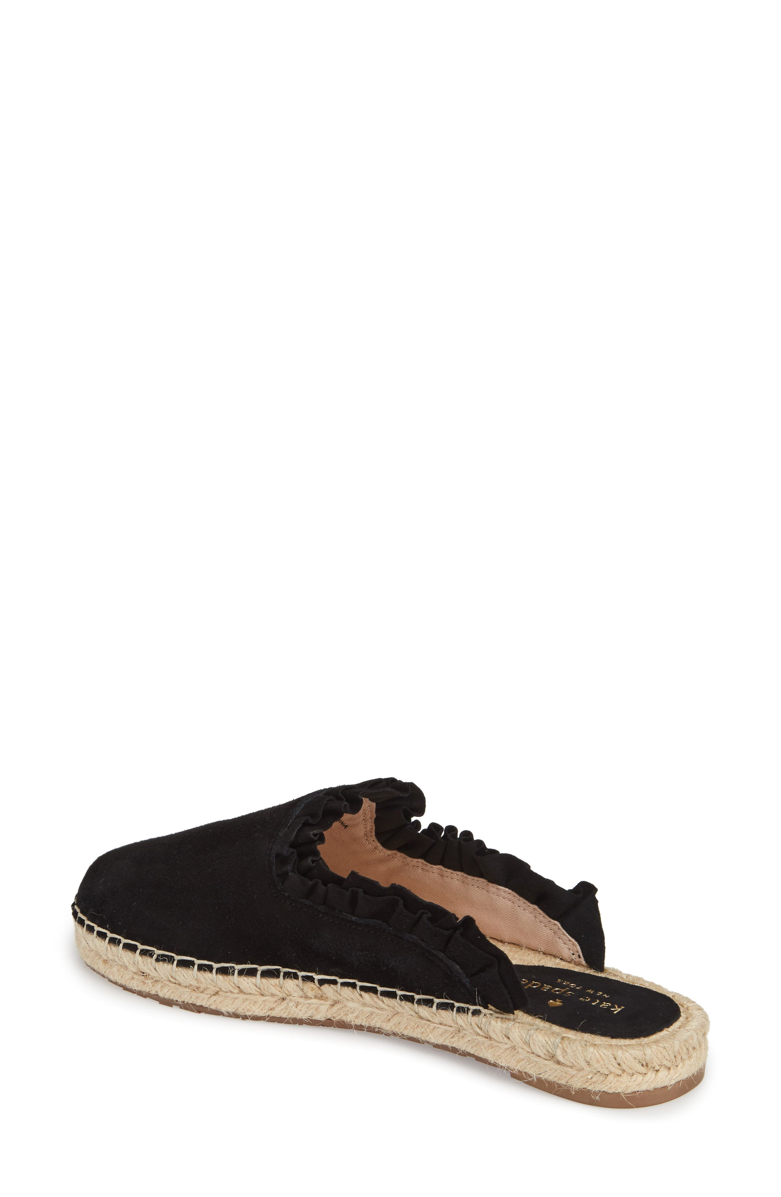 laila espadrille mule,                             Alternate thumbnail 5, color,