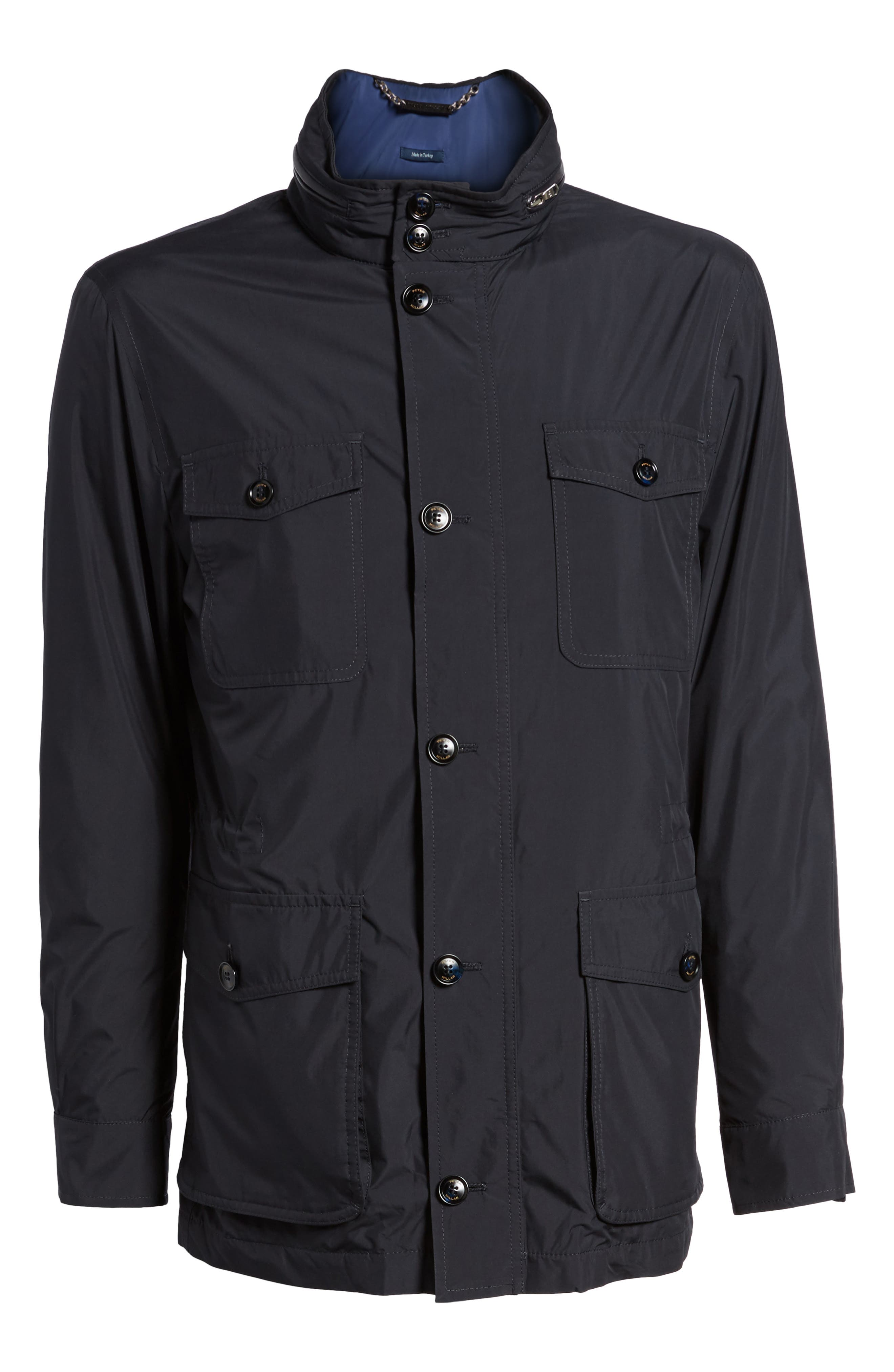 All Weather Discovery Jacket,                             Alternate thumbnail 5, color,                             BARCHETTA