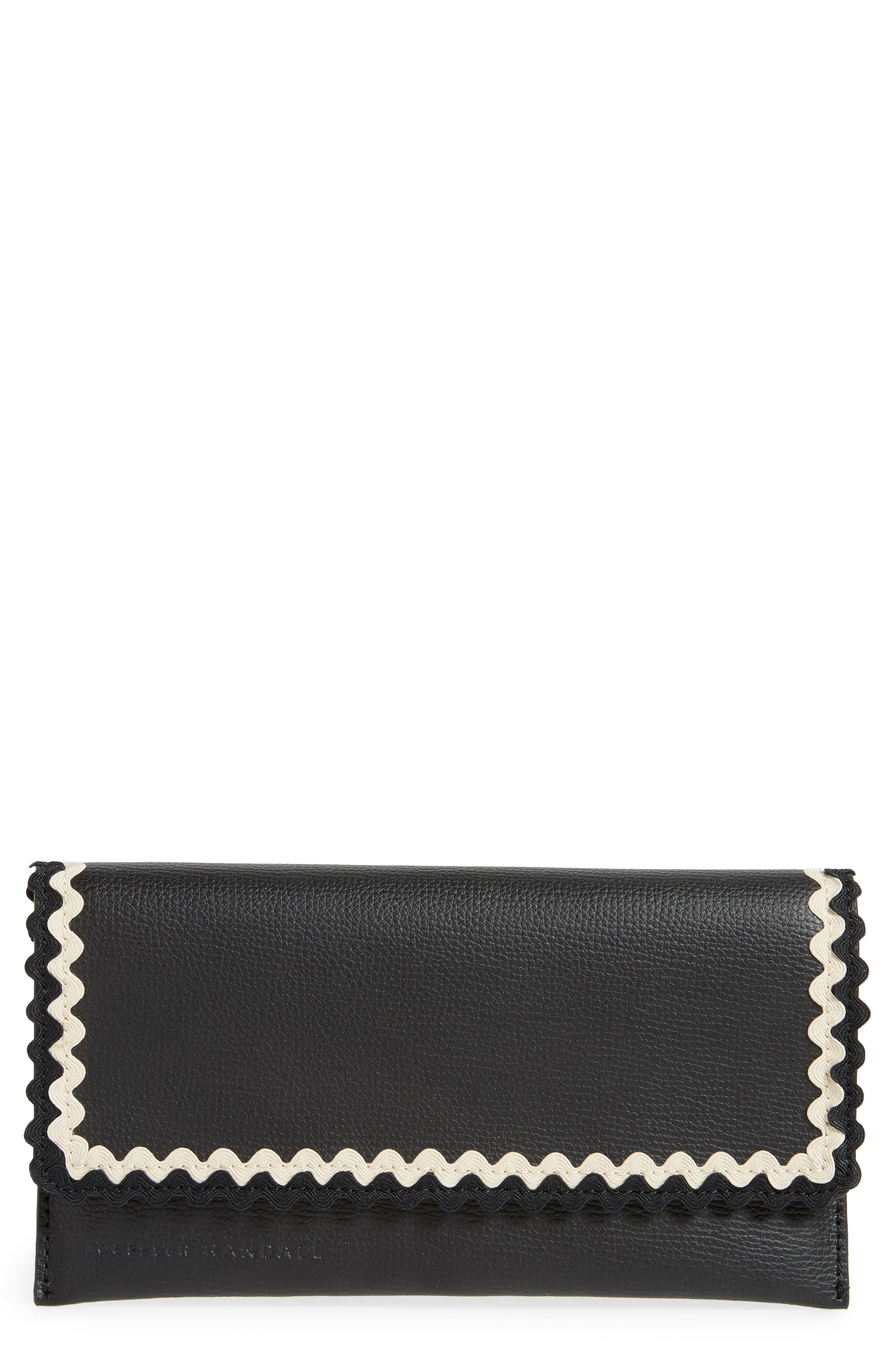 Eveything Embellished Leather Wallet,                             Main thumbnail 3, color,
