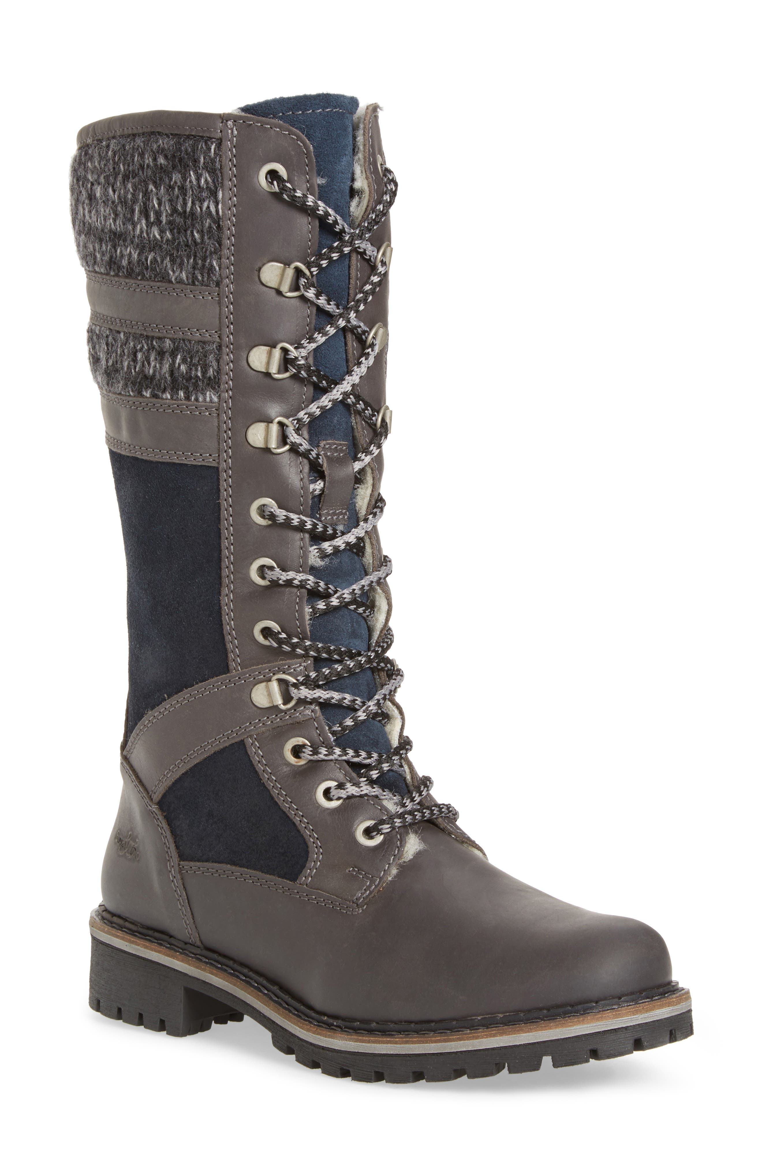 Holding Waterproof Boot,                         Main,                         color, 020