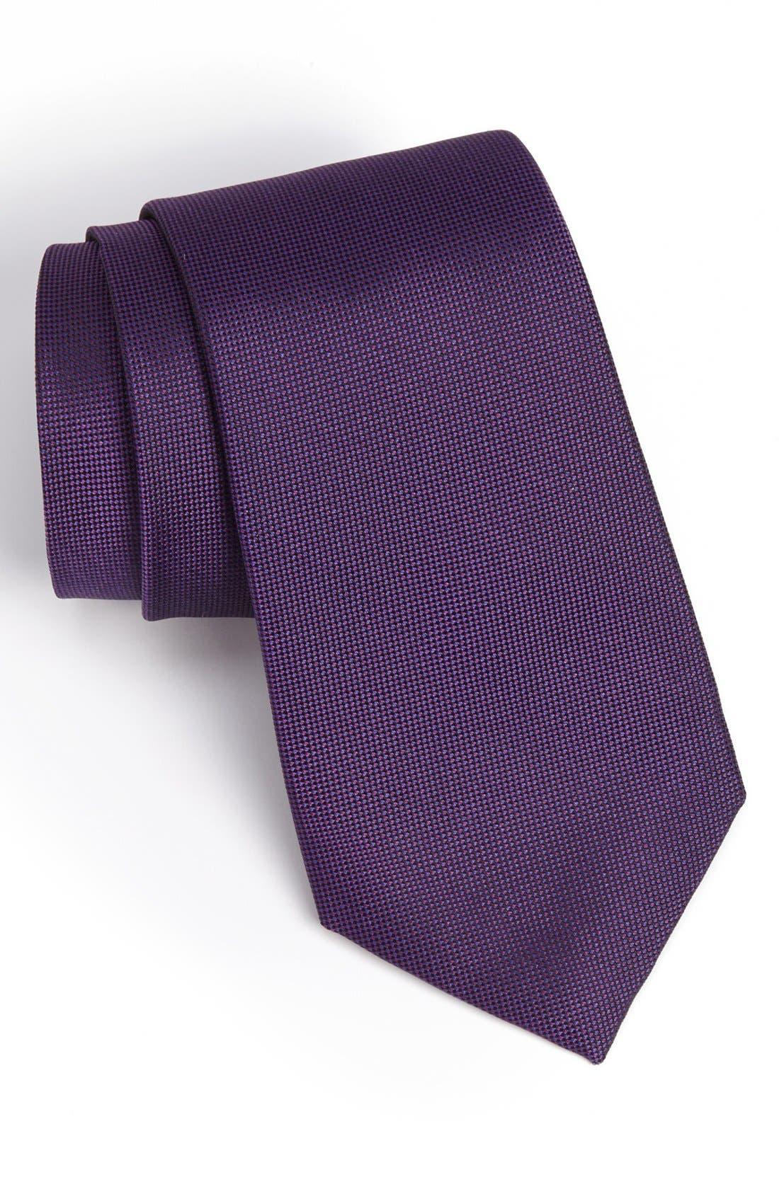 Woven Silk Tie,                             Main thumbnail 10, color,