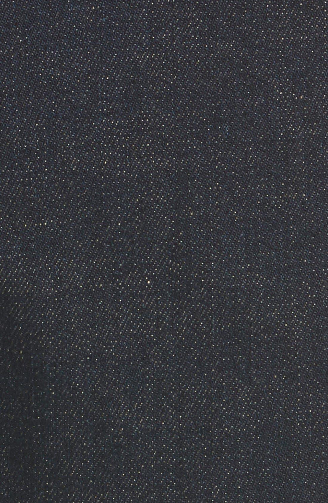 'L'Homme' Slim Fit Jeans,                             Alternate thumbnail 7, color,
