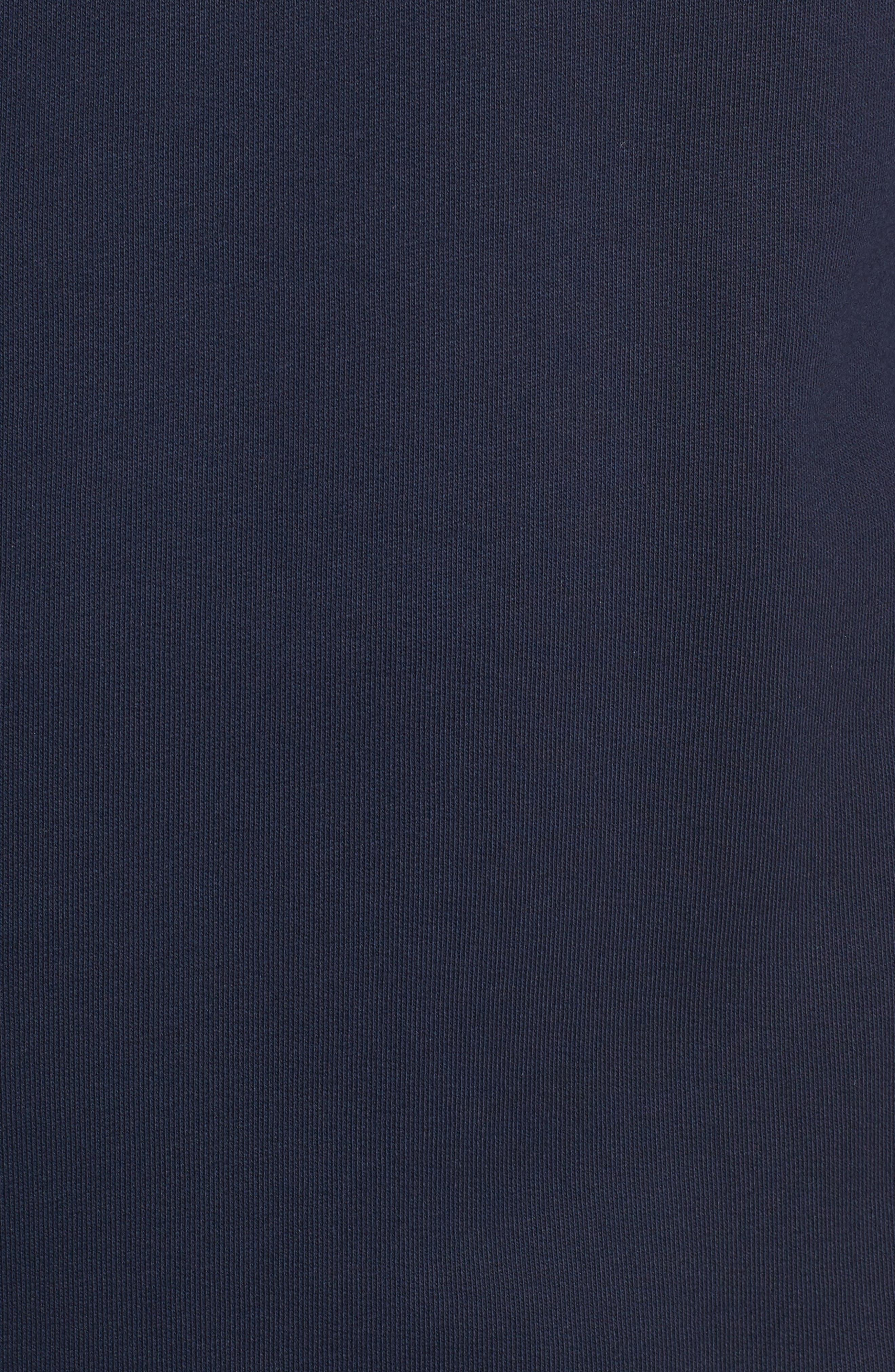Sport Cotton Blend Hoodie,                             Alternate thumbnail 21, color,