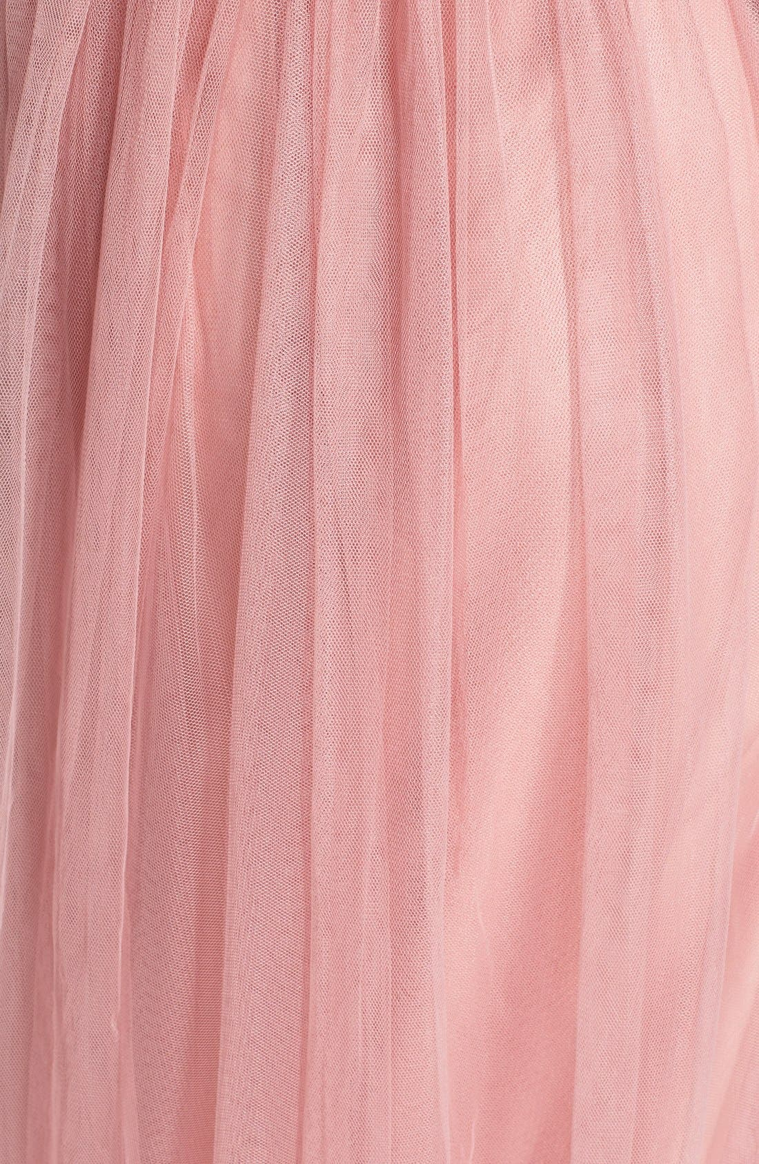 Annabelle Convertible Tulle Column Dress,                             Alternate thumbnail 188, color,