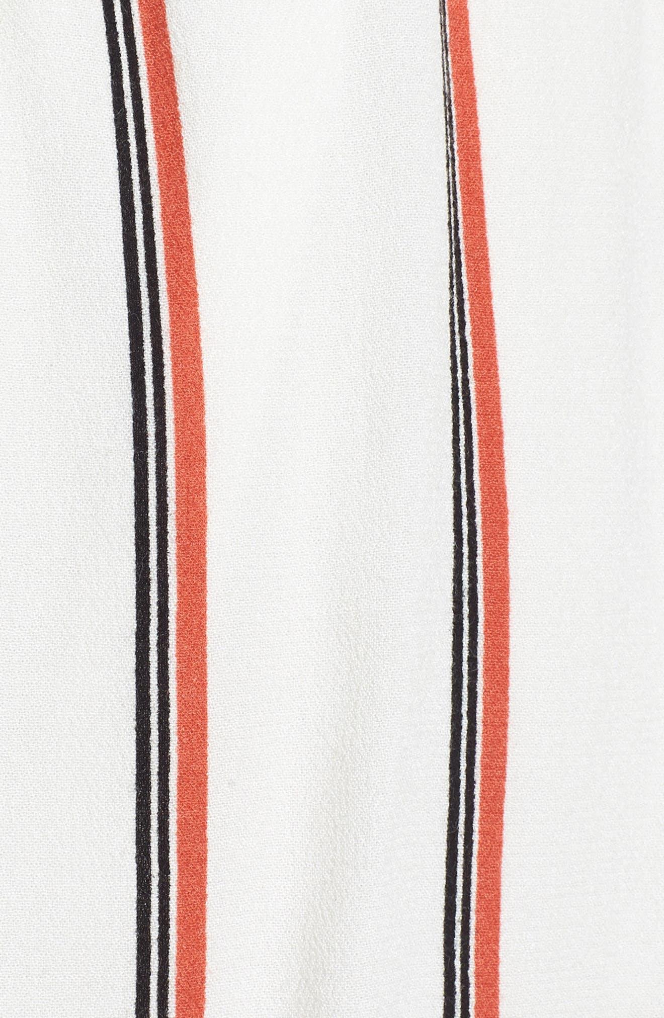 Juniper Stripe Shorts,                             Alternate thumbnail 10, color,