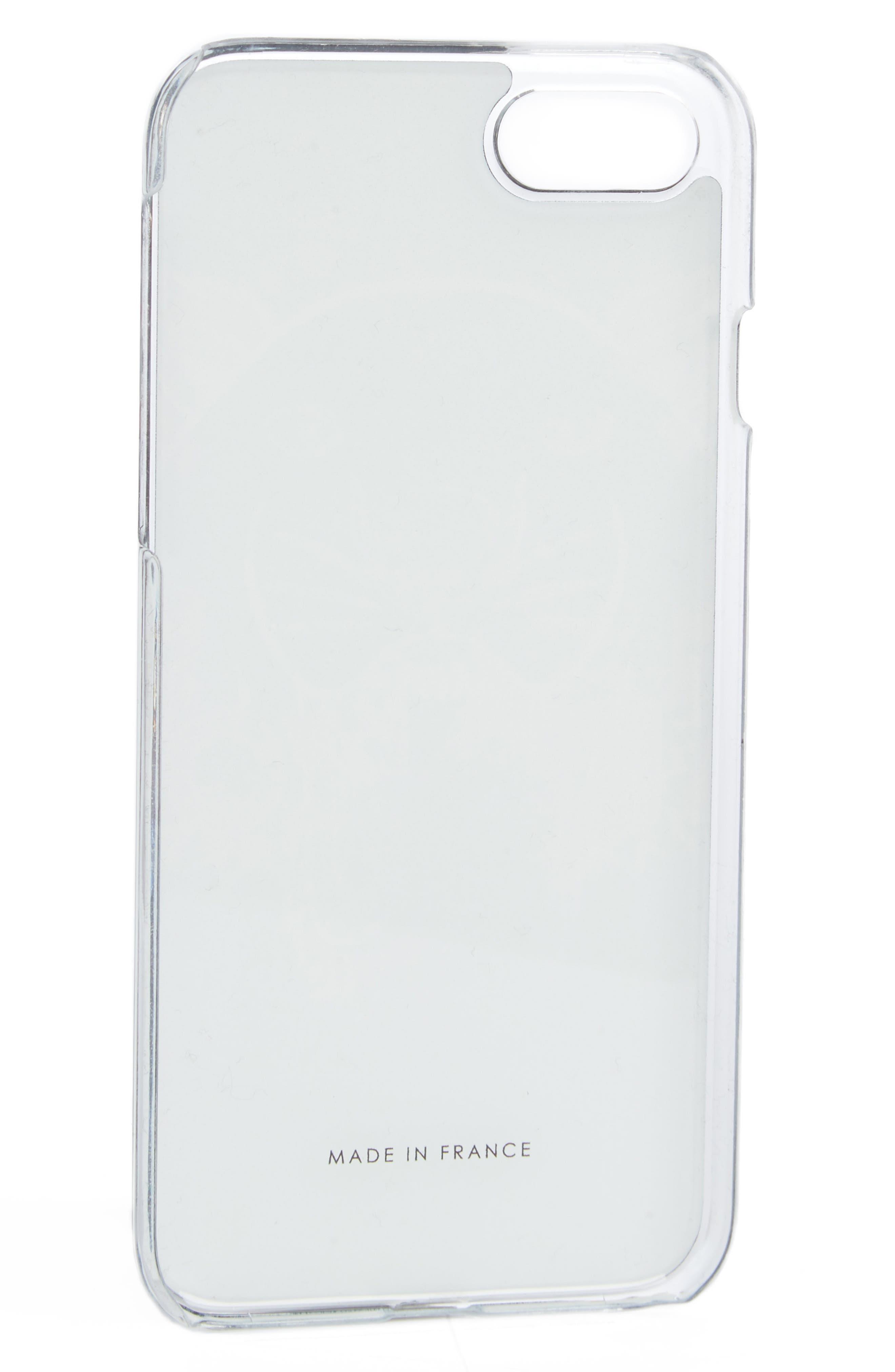 3D Tiger iPhone 7 Case,                         Main,                         color, 001