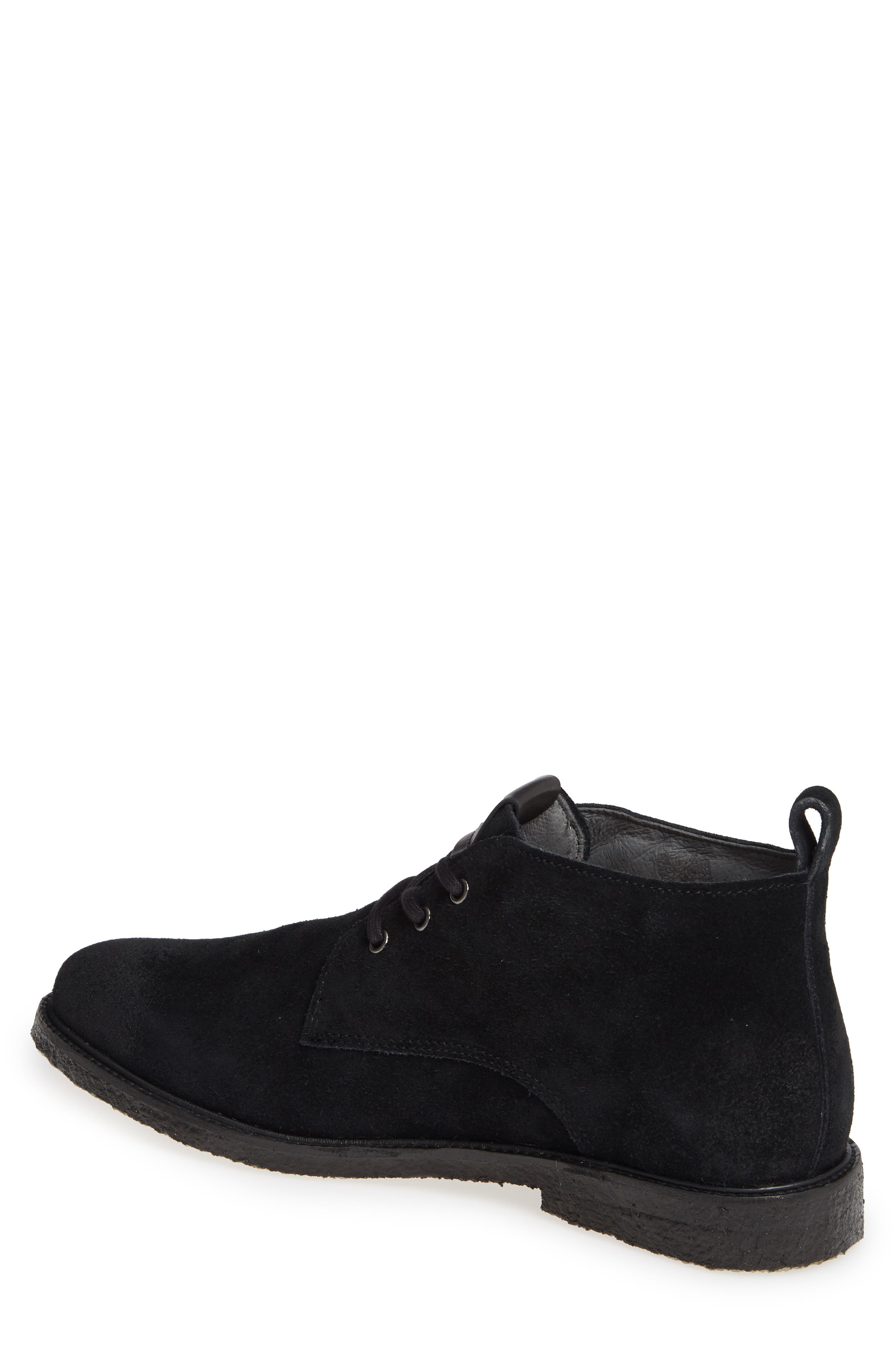 QM82 Chukka Boot,                             Alternate thumbnail 2, color,                             BLACK