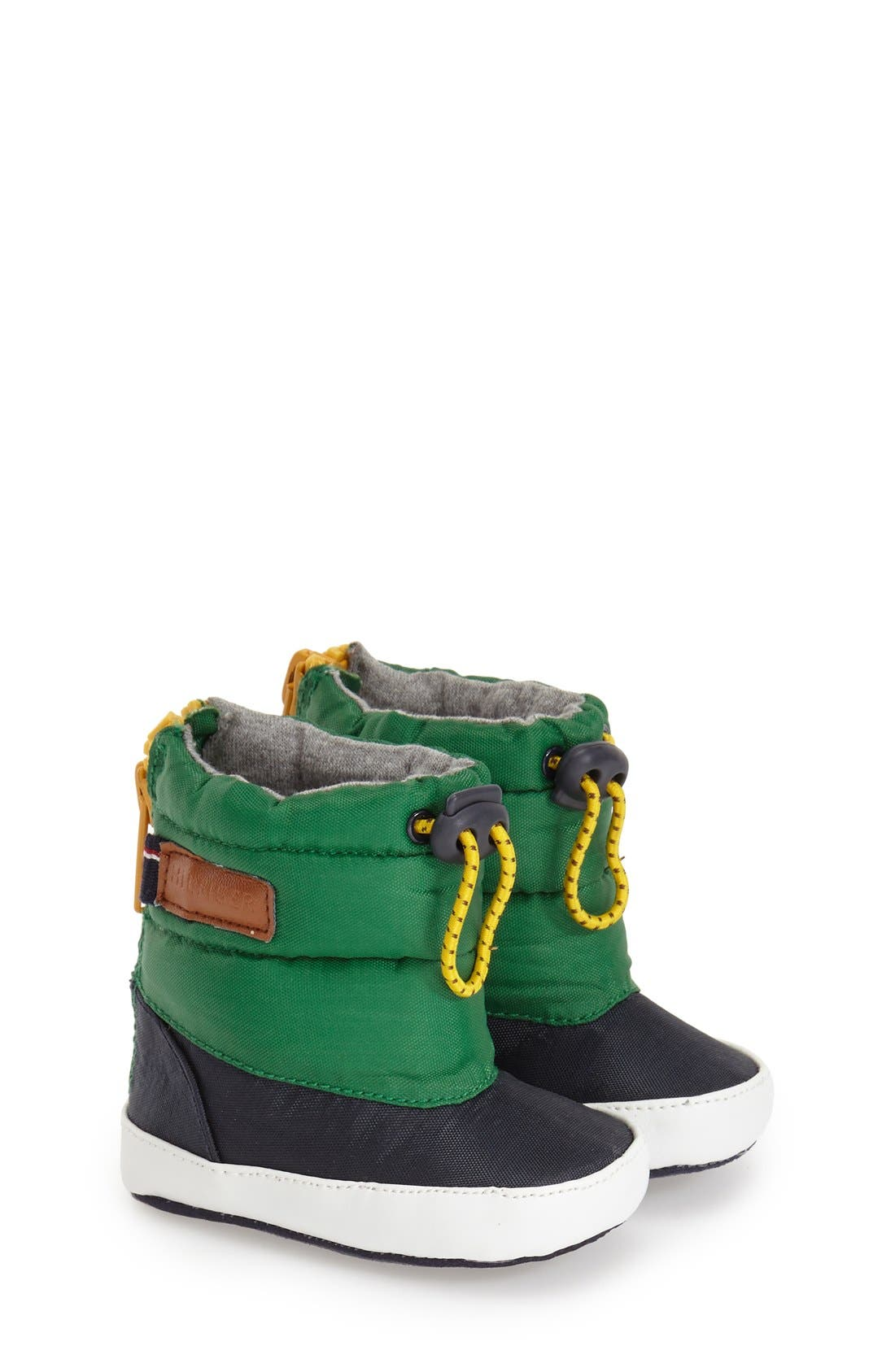 TOMMY HILFIGER,                             'LilMadison' Boot,                             Main thumbnail 1, color,                             303