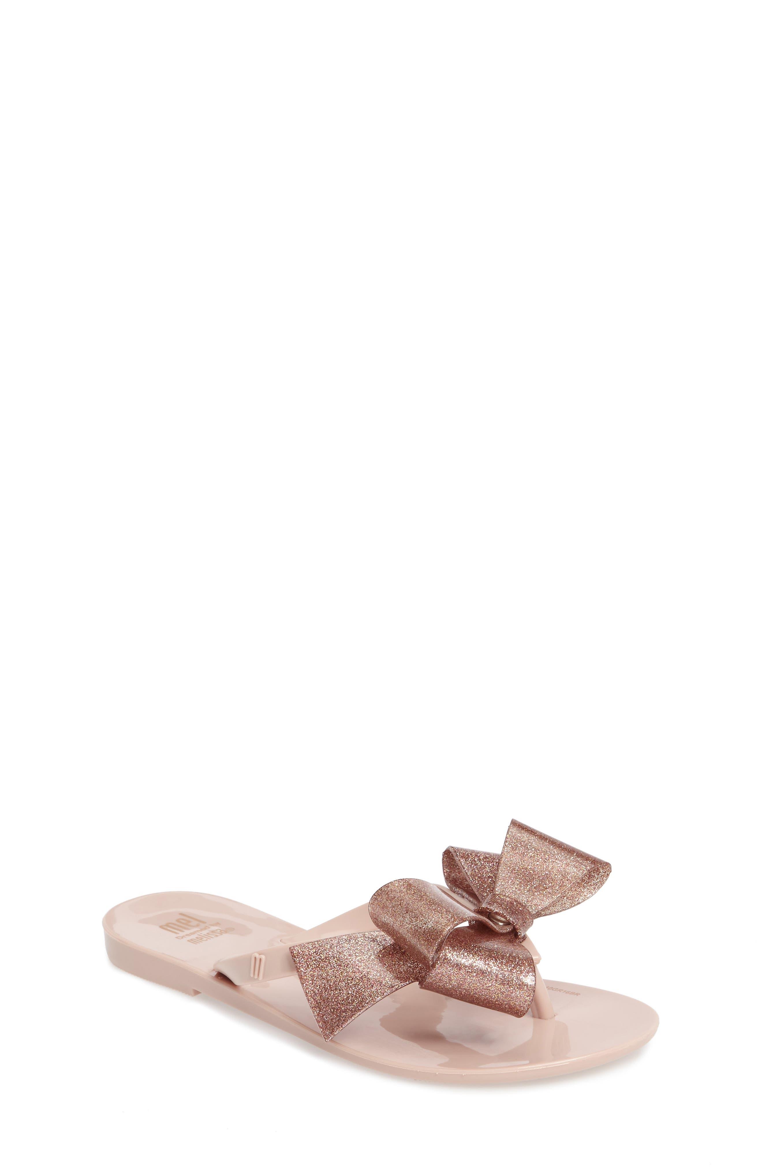 Harmonic Bow III Sandal,                             Main thumbnail 1, color,                             SAND