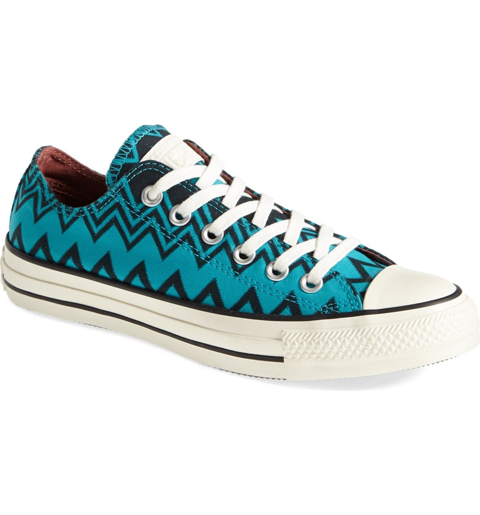 Converse x Missoni Chuck Taylor® All Star® Low Sneaker (Nordstrom Exclusive  Color)(Women)  cdeb94ead
