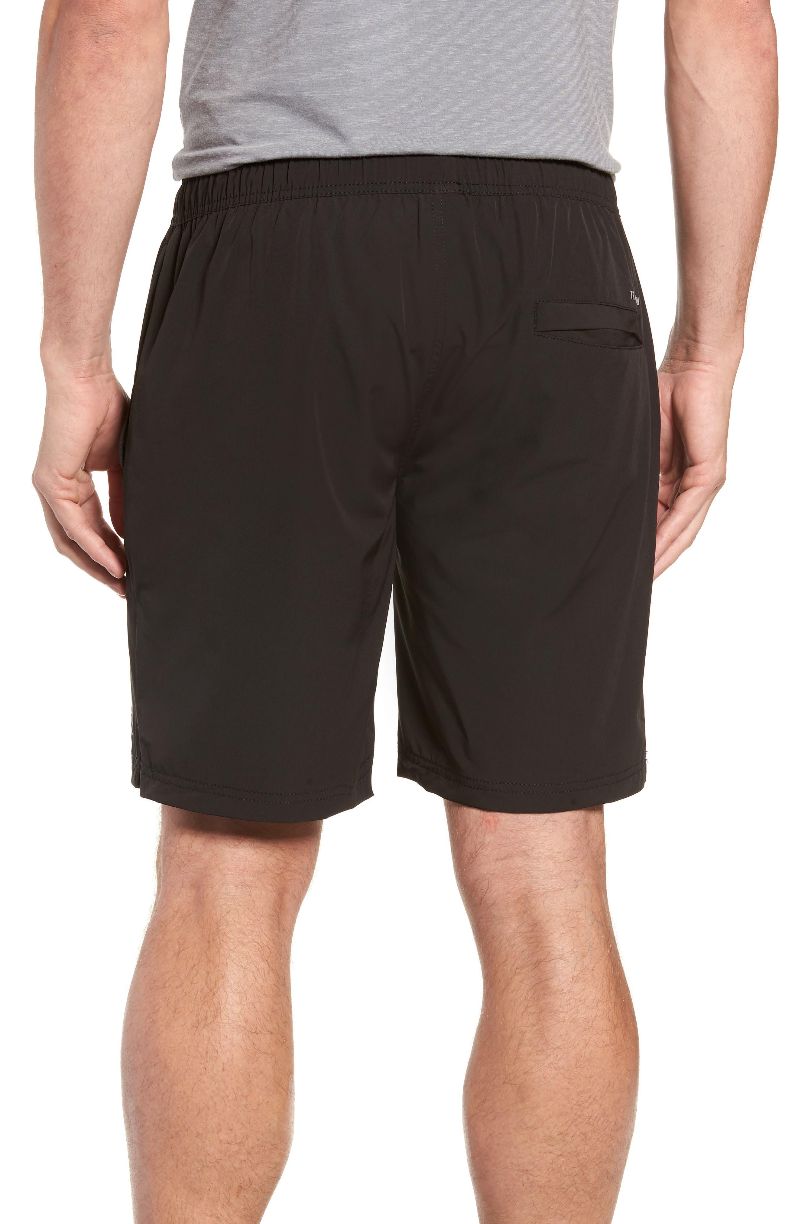 Deering Shorts,                             Alternate thumbnail 2, color,                             BLACK