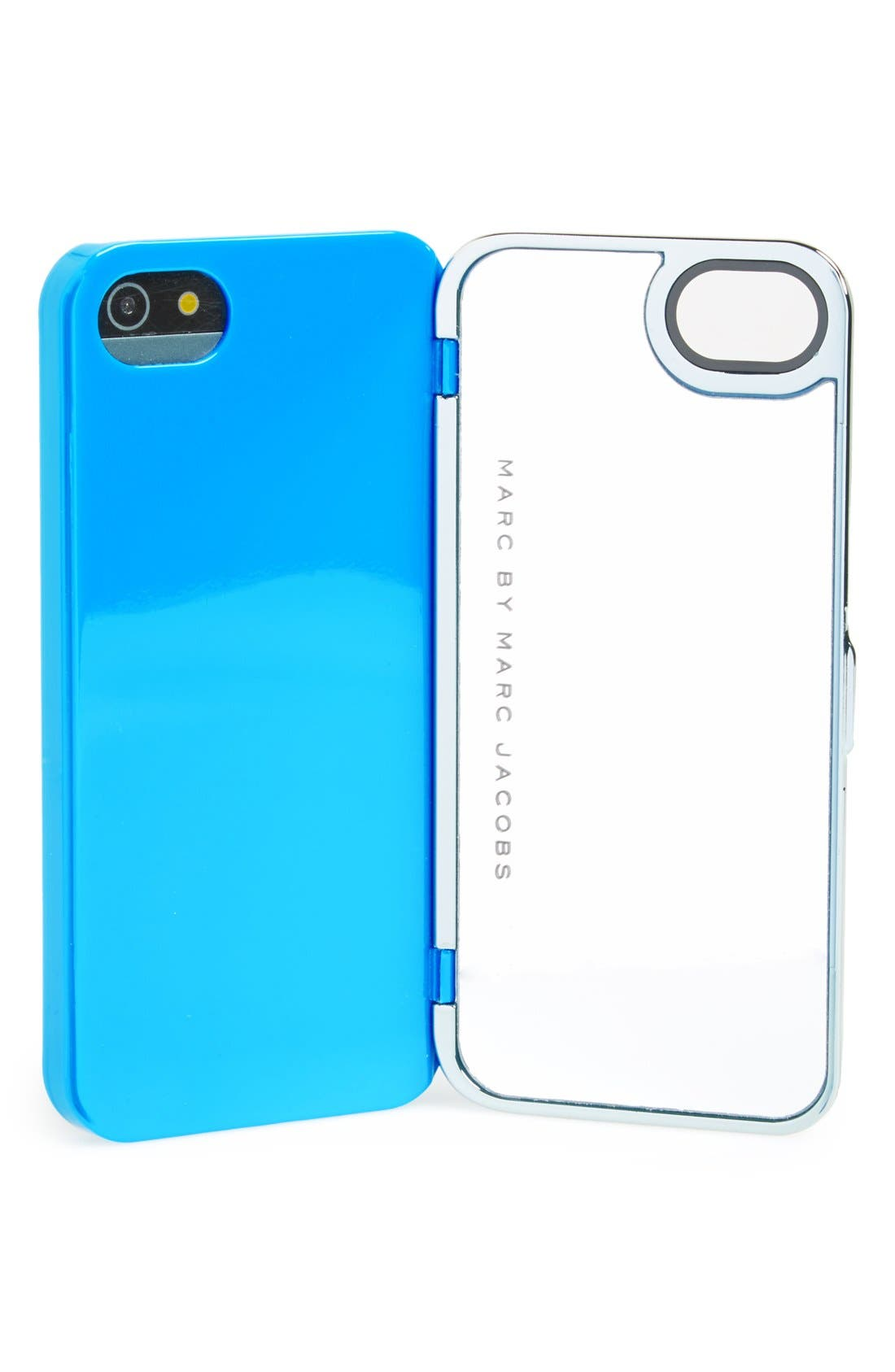 MARC BY MARC JACOBS 'Scribble' Mirror iPhone 5 & 5s Case,                             Alternate thumbnail 2, color,                             040