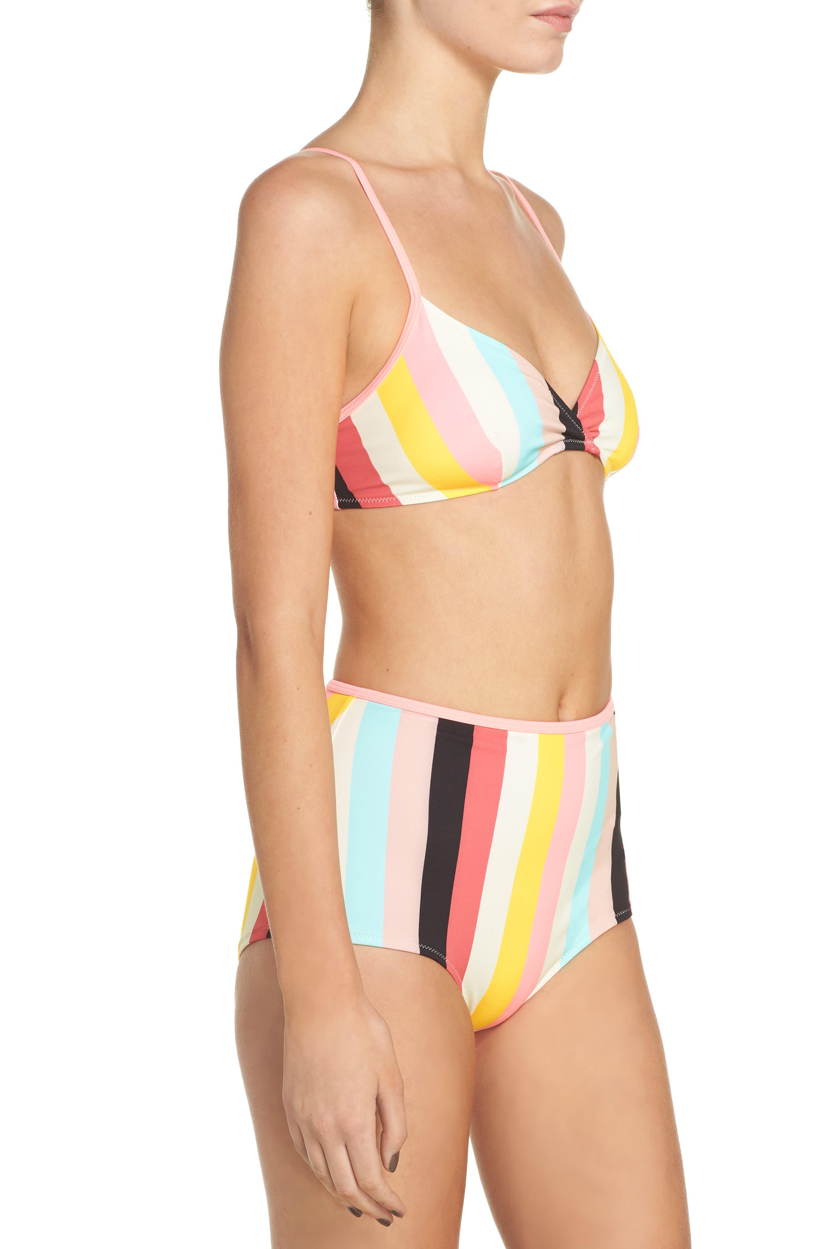 Brigitte Bikini Top,                             Alternate thumbnail 8, color,                             650