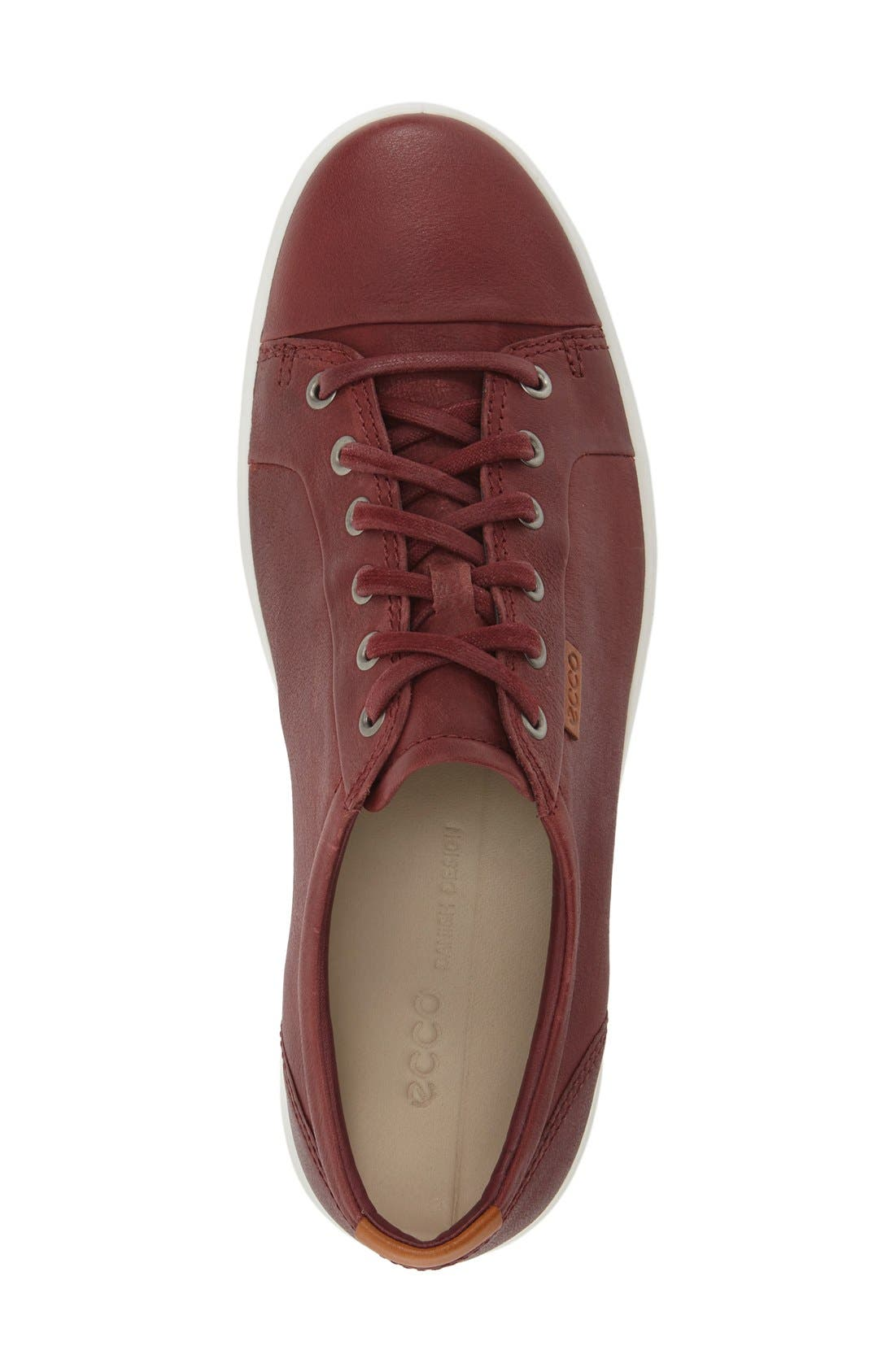 Soft VII Lace-Up Sneaker,                             Alternate thumbnail 38, color,