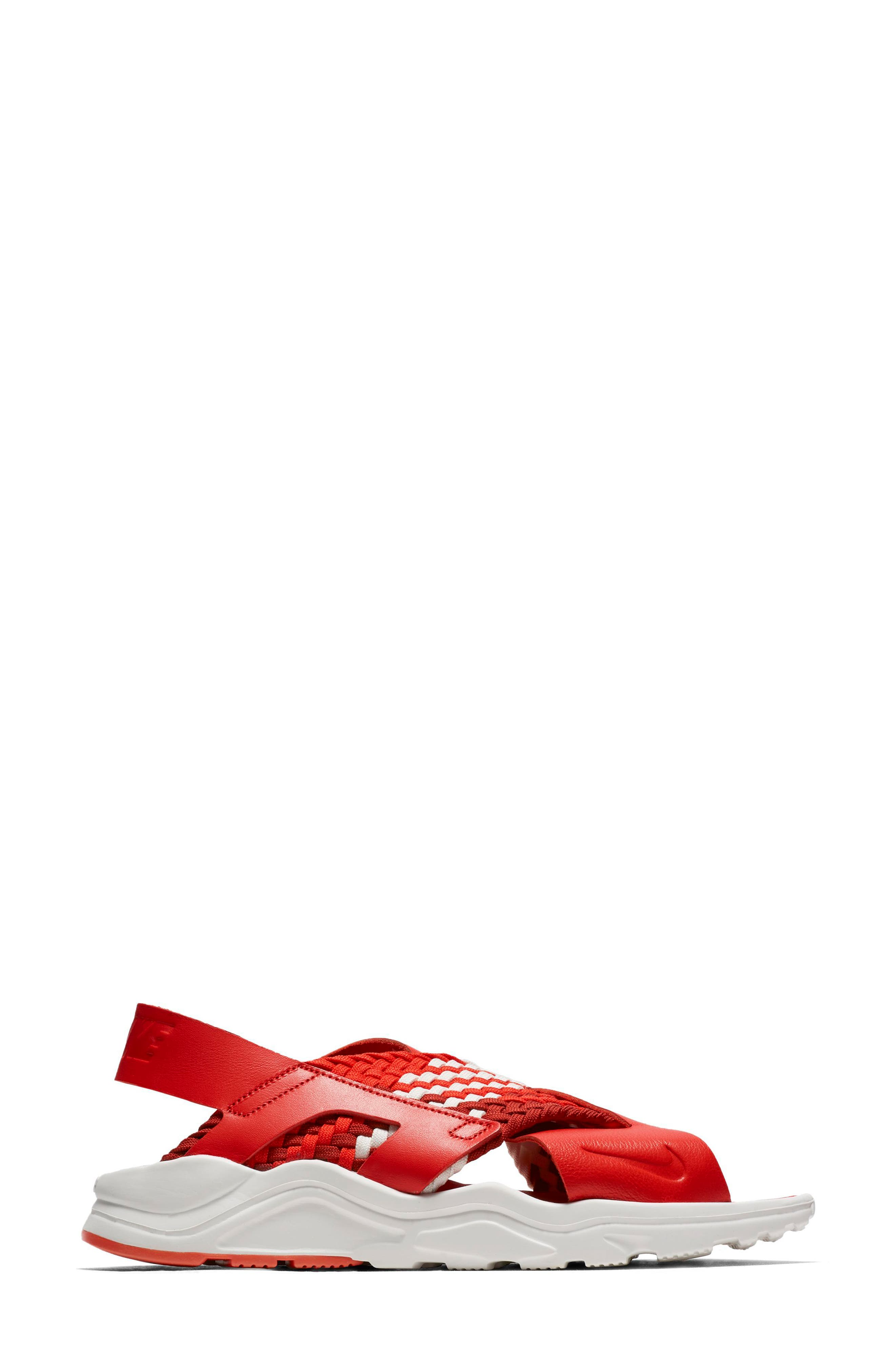 Air Huarache Ultra Sport Sandal,                             Alternate thumbnail 12, color,