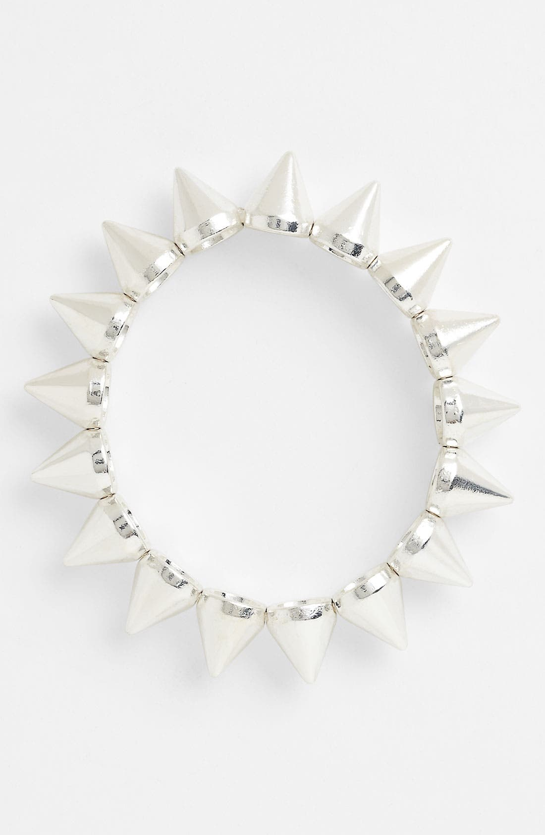 CAROLE Spike Bracelet, Main, color, 020