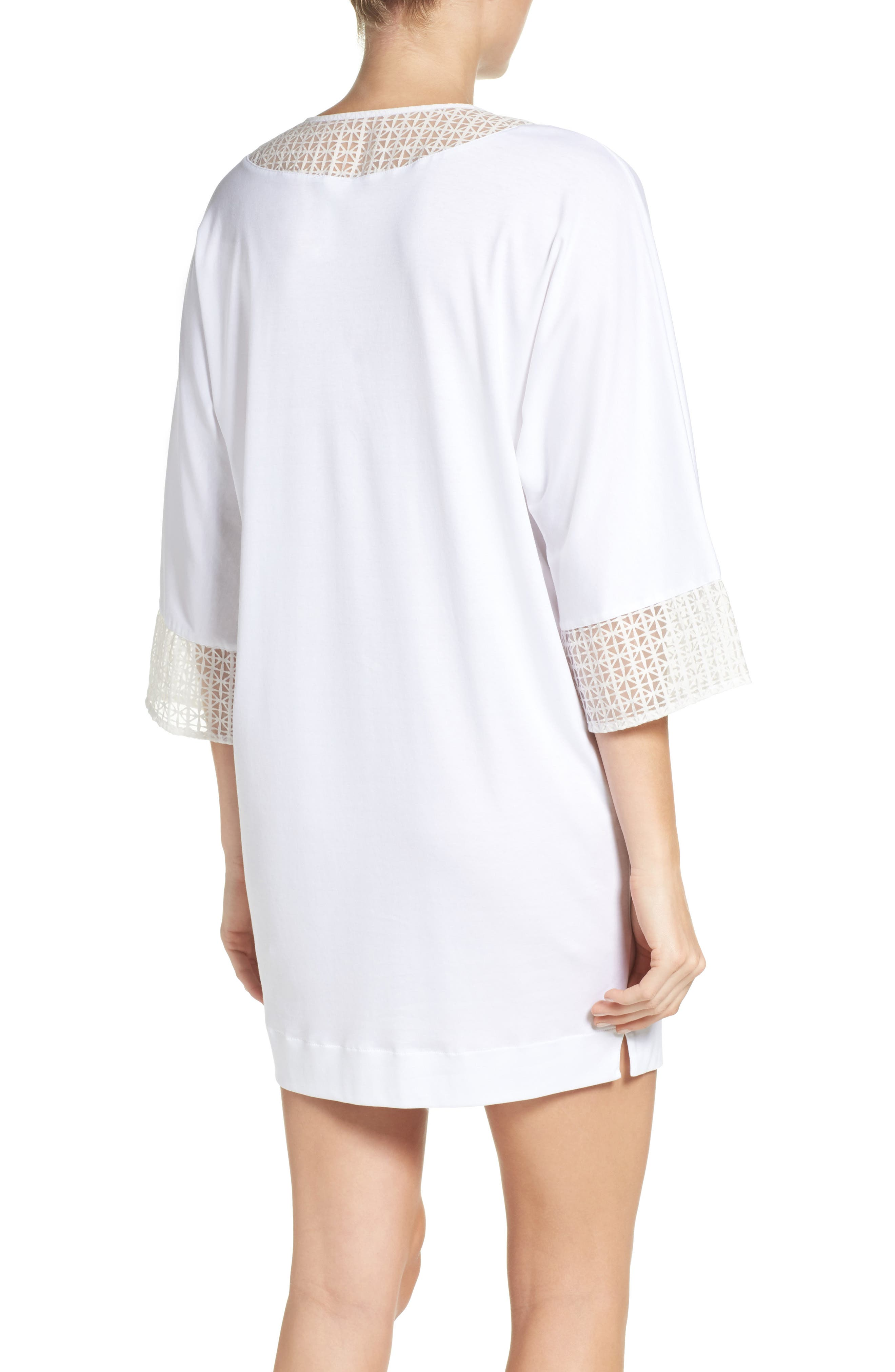Mathilde Sleep Shirt,                             Alternate thumbnail 2, color,