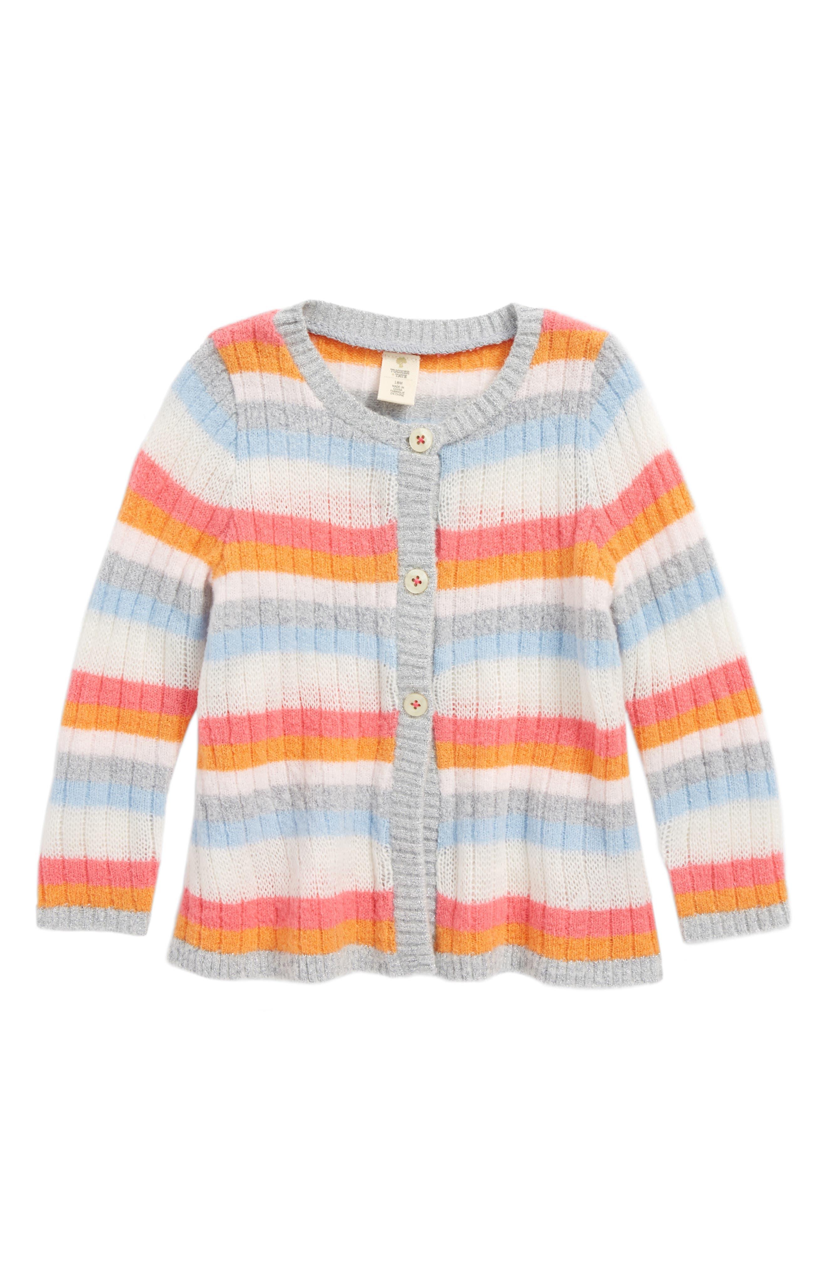 Stripe Cardigan,                         Main,                         color, 900