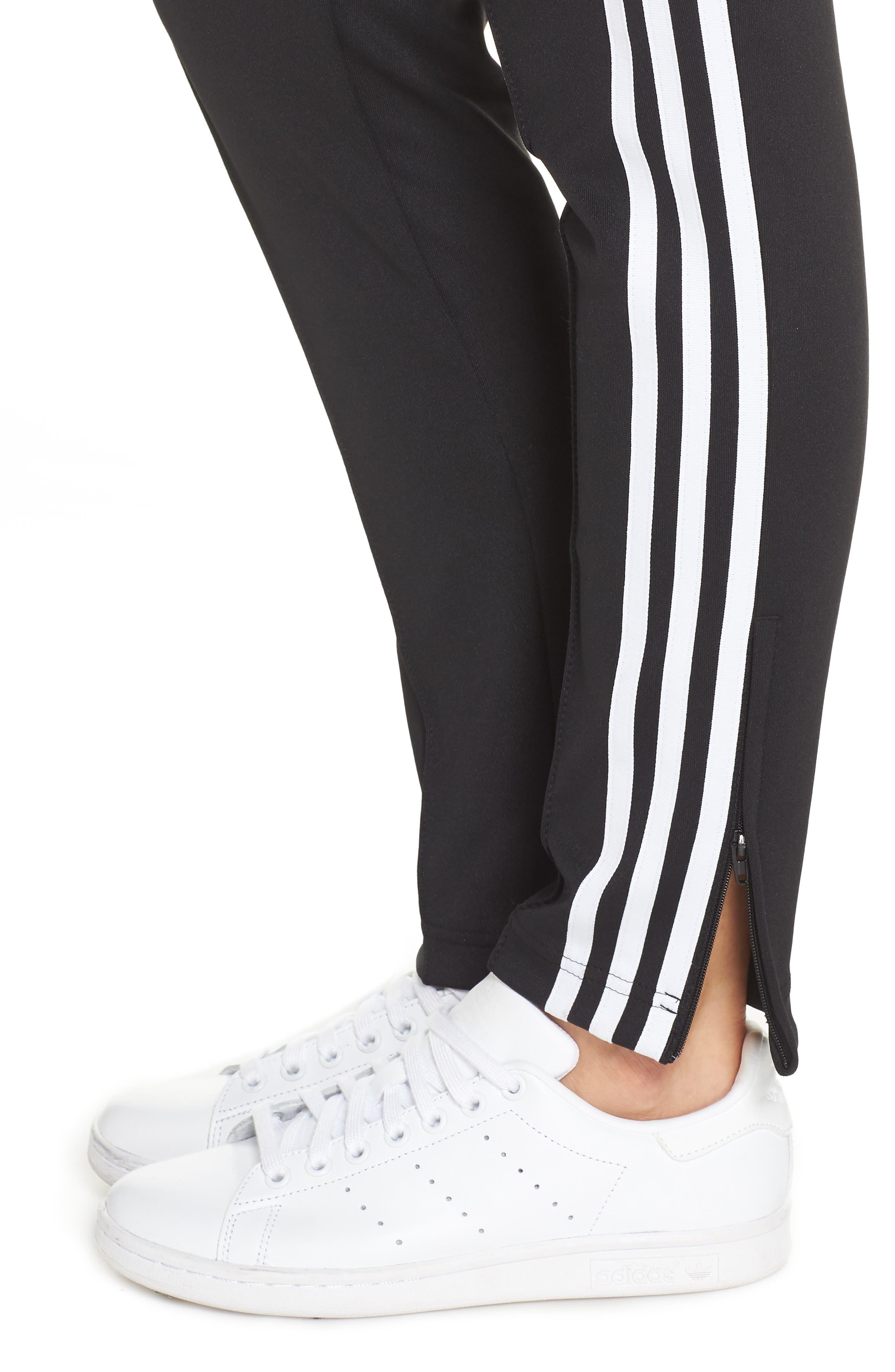 SST Track Pants,                             Alternate thumbnail 4, color,                             BLACK