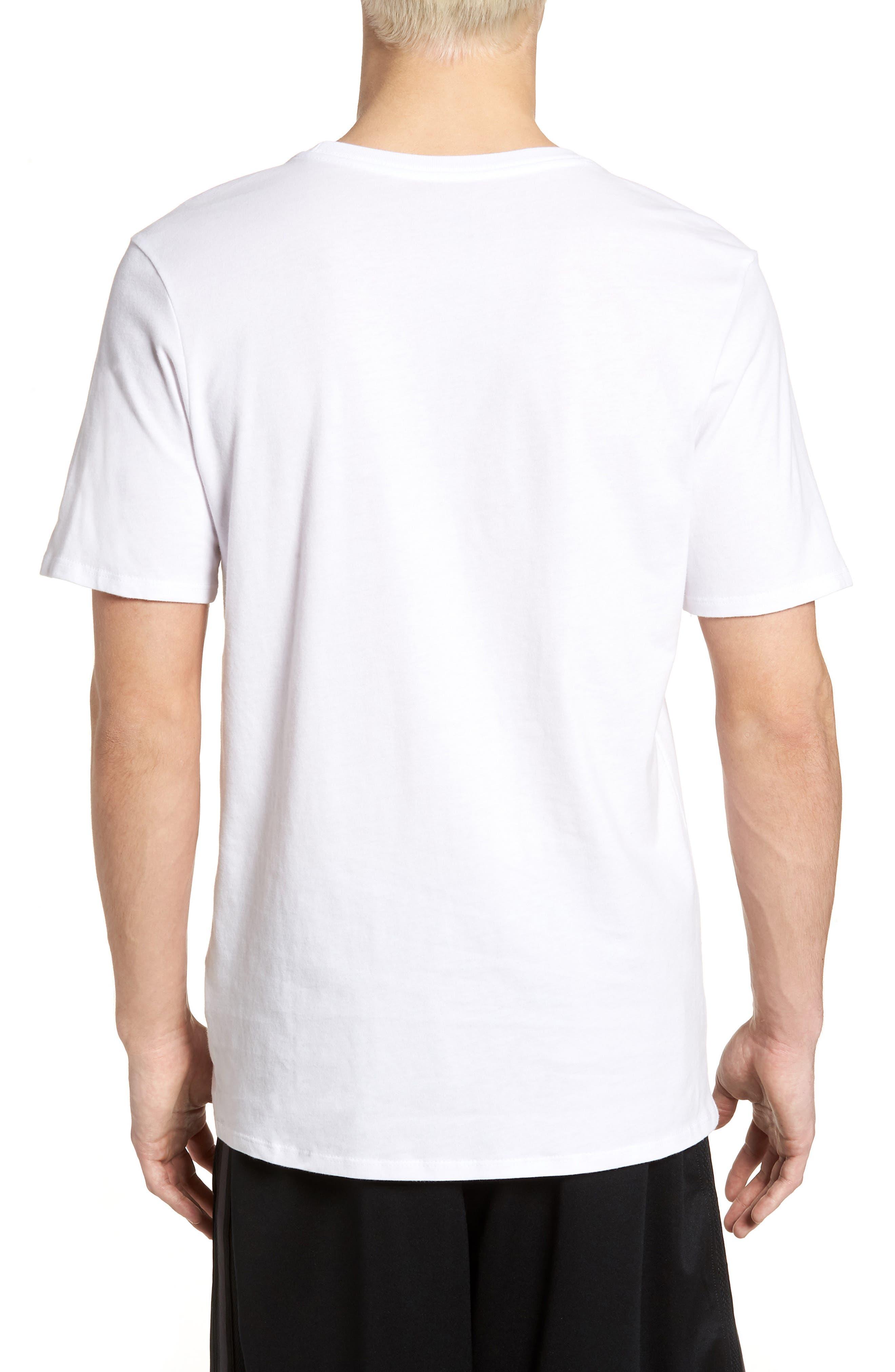 'Tee-Futura Icon' Graphic T-Shirt,                             Alternate thumbnail 24, color,