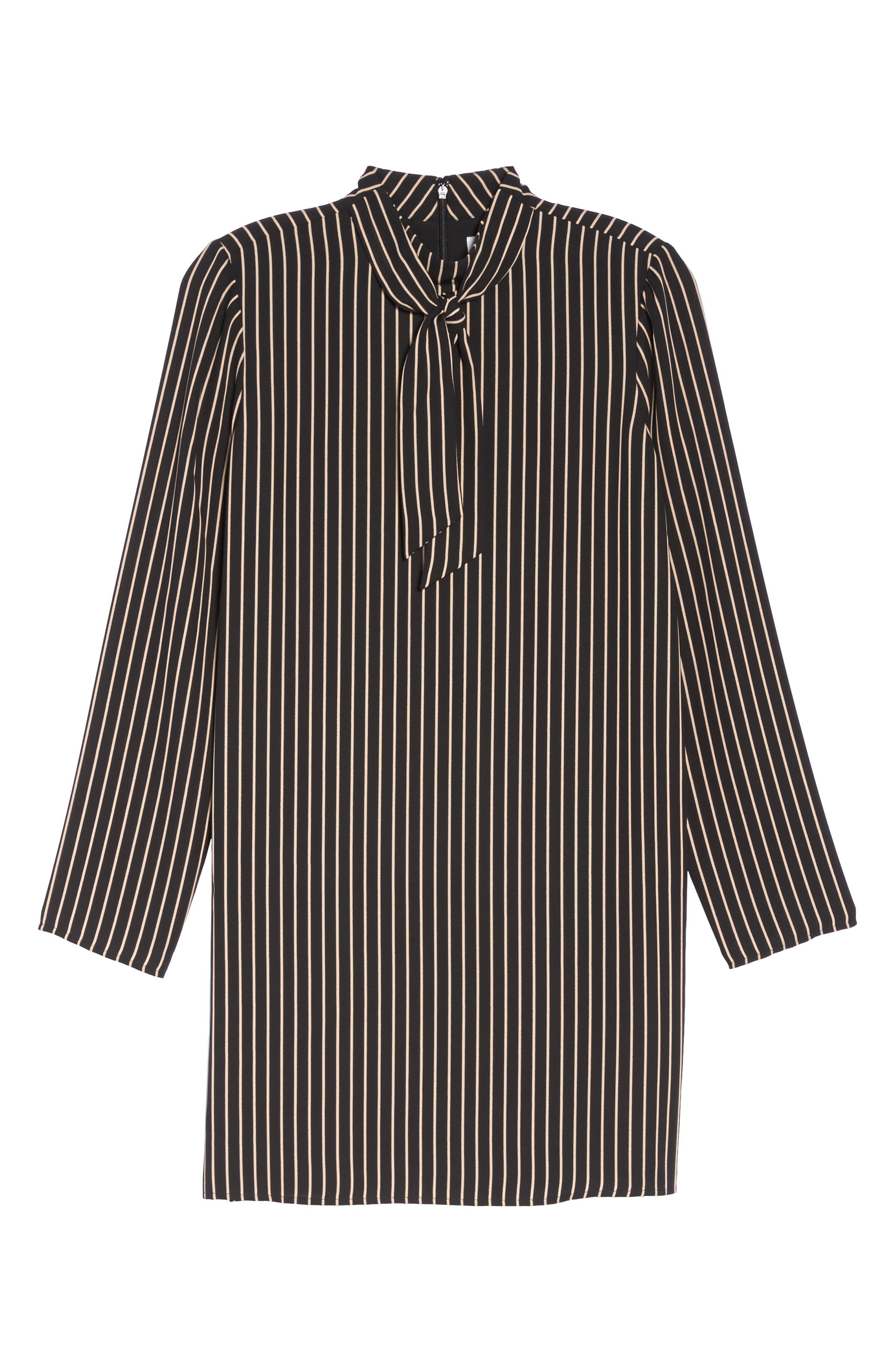 She-E-O Shift Dress,                             Alternate thumbnail 6, color,                             010