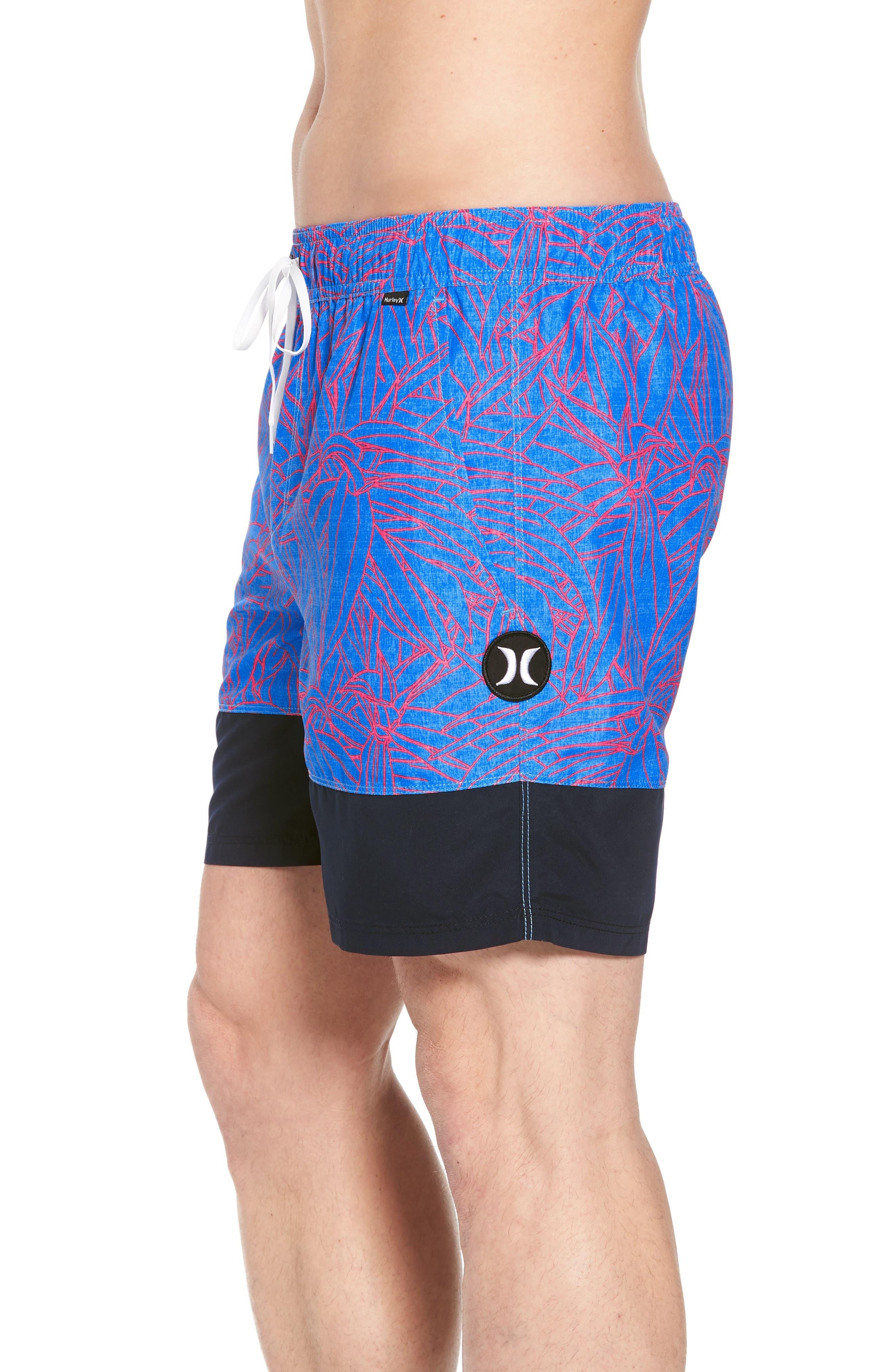 Pupkea Volley Board Shorts,                             Alternate thumbnail 6, color,
