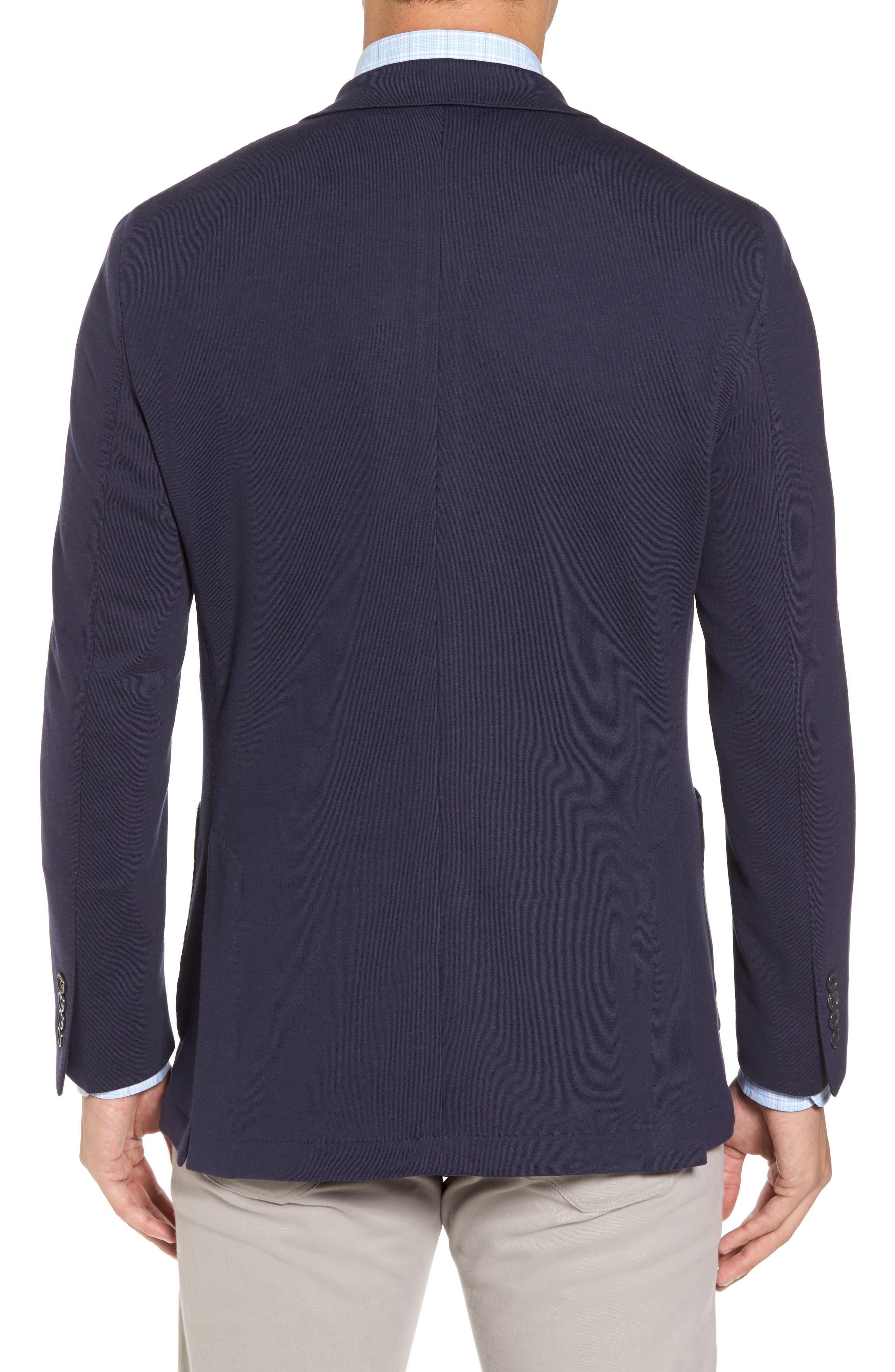 Santorini Jersey Knit Jacket,                             Alternate thumbnail 2, color,                             417