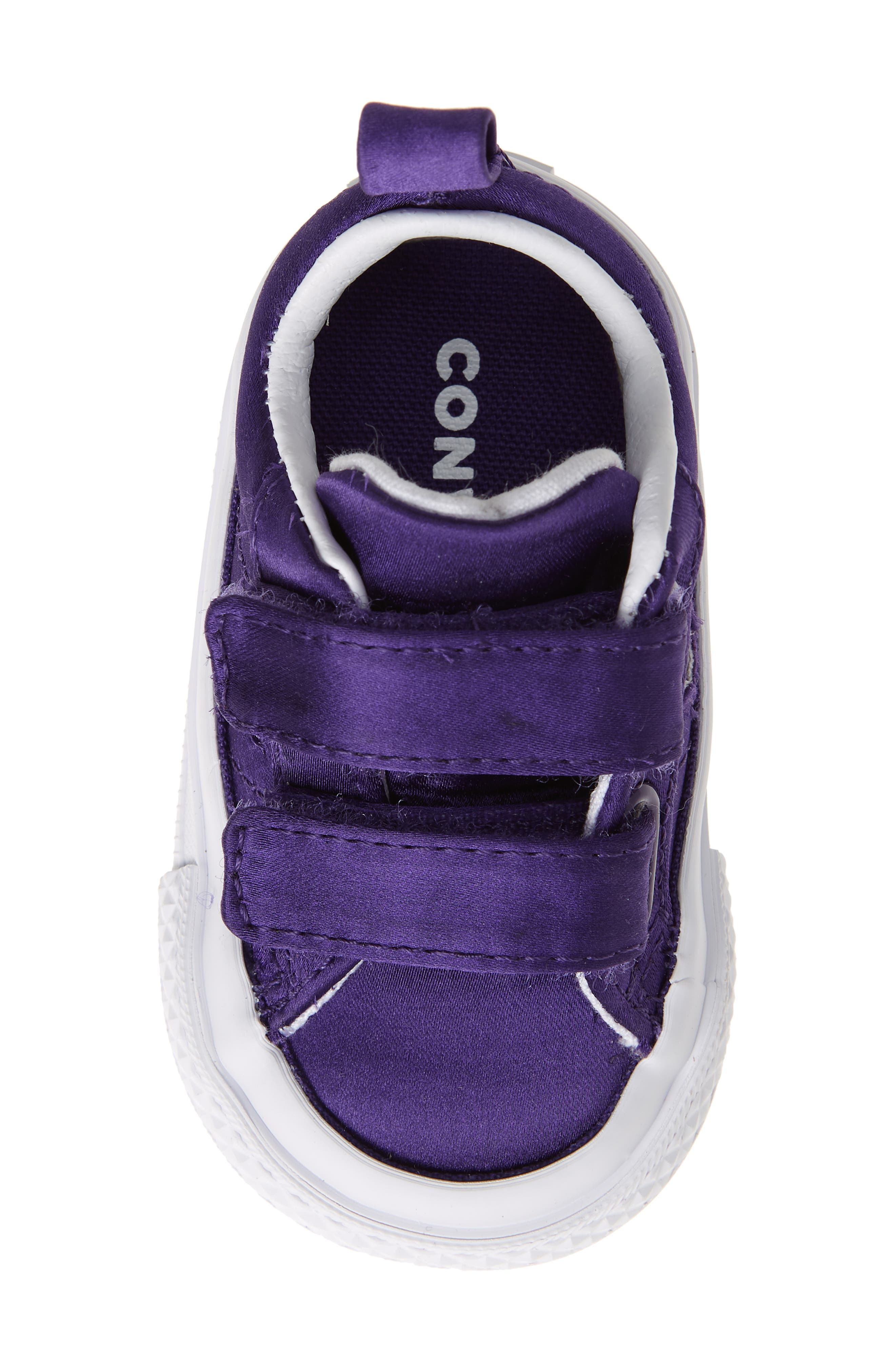 One Star Satin 2V Low Top Sneaker,                             Alternate thumbnail 5, color,                             510